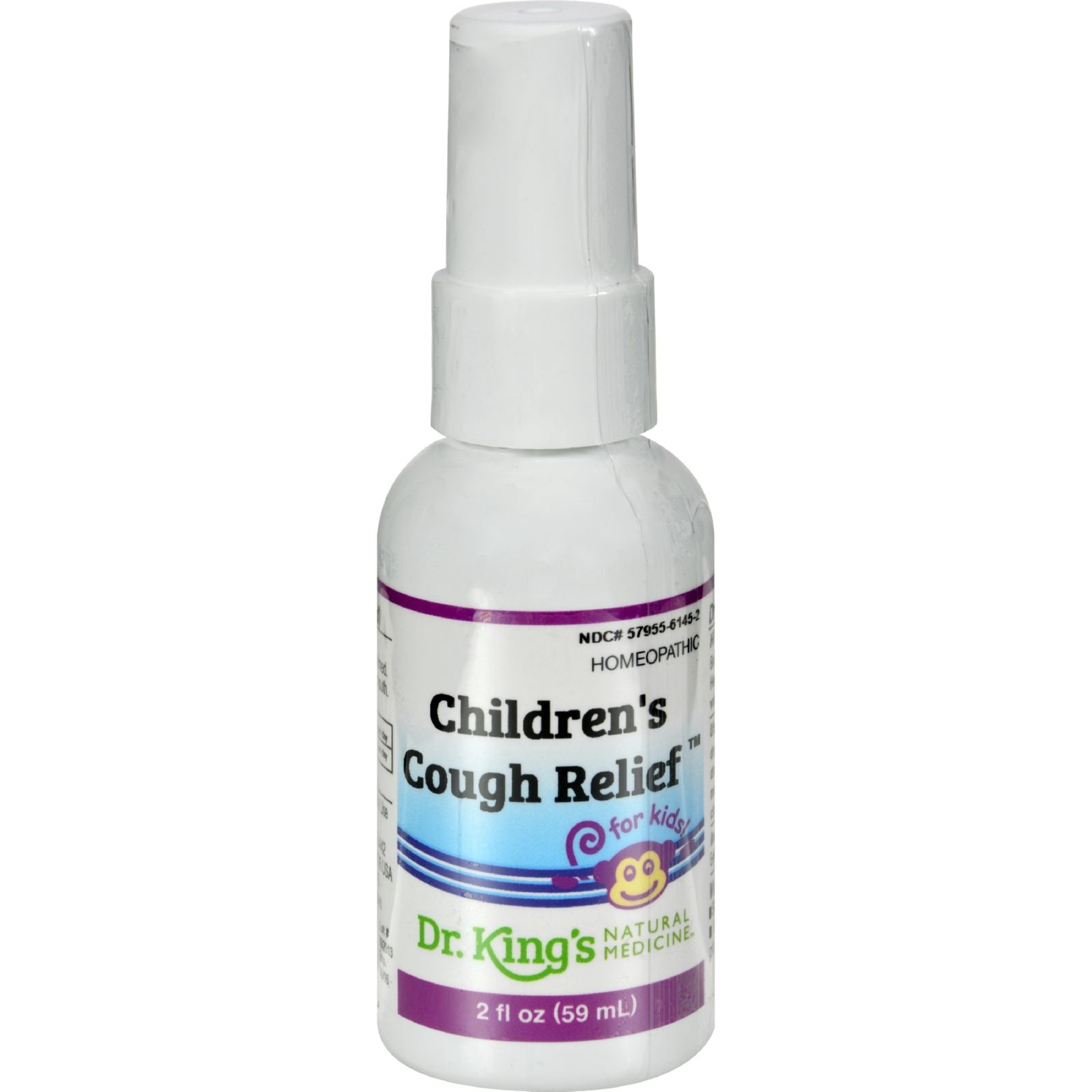 King Bio Homeopathic Children's Cough - 2 Fl Oz