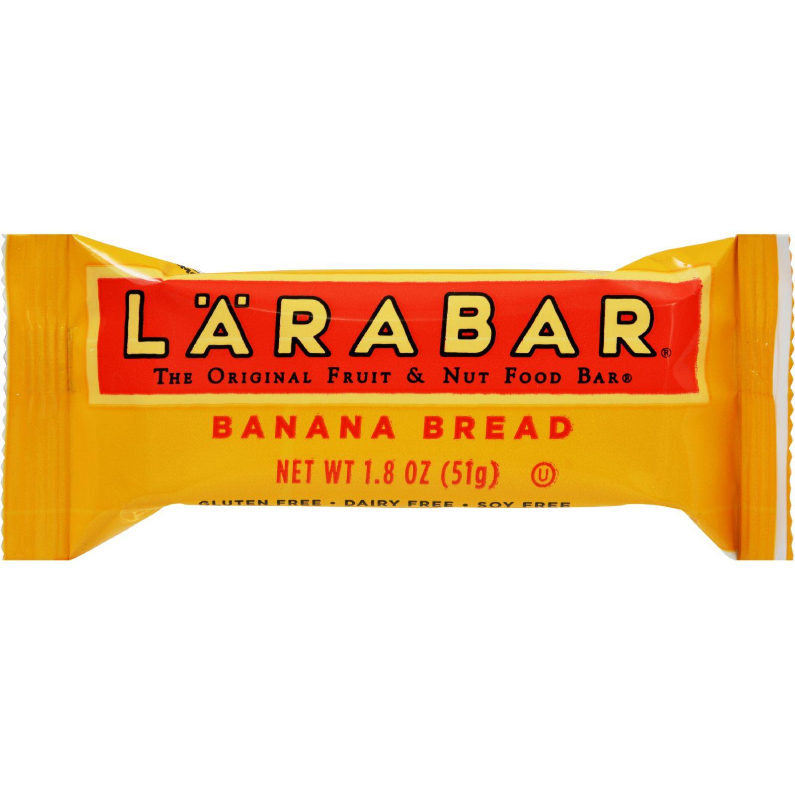 Larabar - Original Fruit And Nut Bar - Bnna Brd S210698-7 - Case Of 16 - 1.8 Oz.