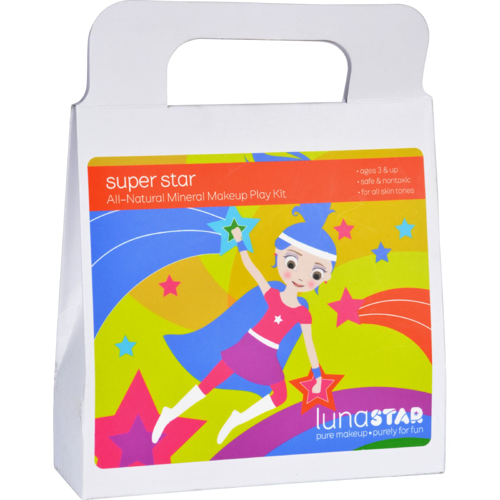 Lunastar Play Makeup - Super Star - 1 Kit