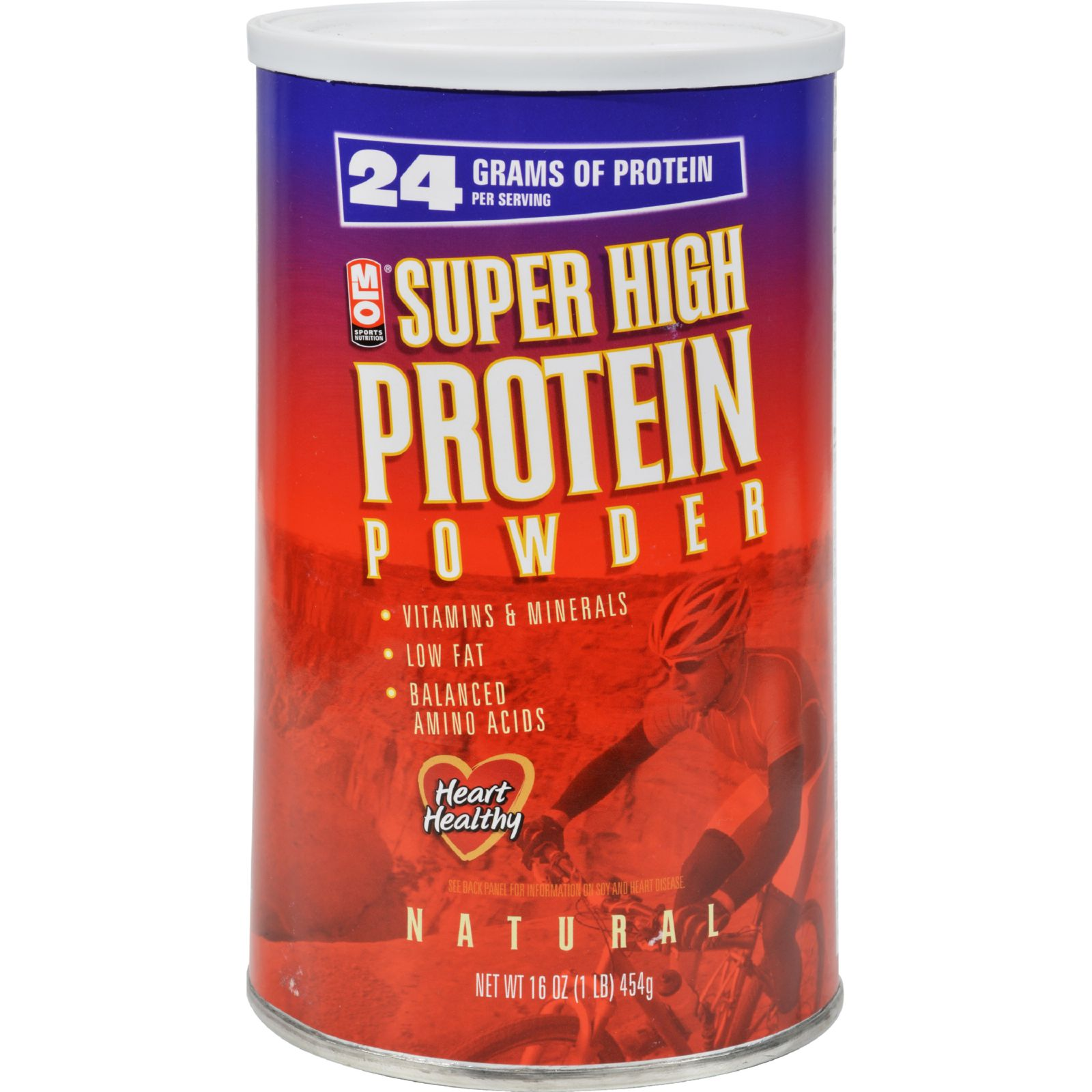 Mlo Super High Protein Powder - 16 Oz
