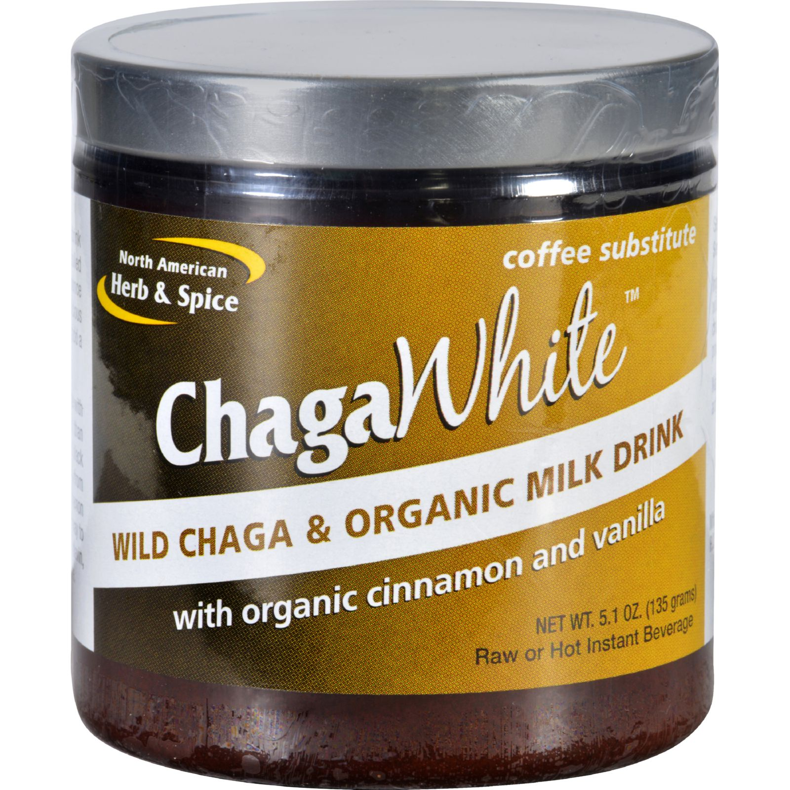 North American Herb and Spice Chagawhite - 5.1 oz