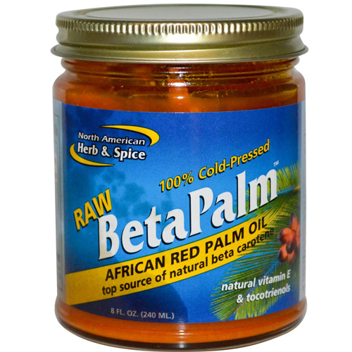 North American Herb and Spice BetaPalm - Raw - 8 fl oz