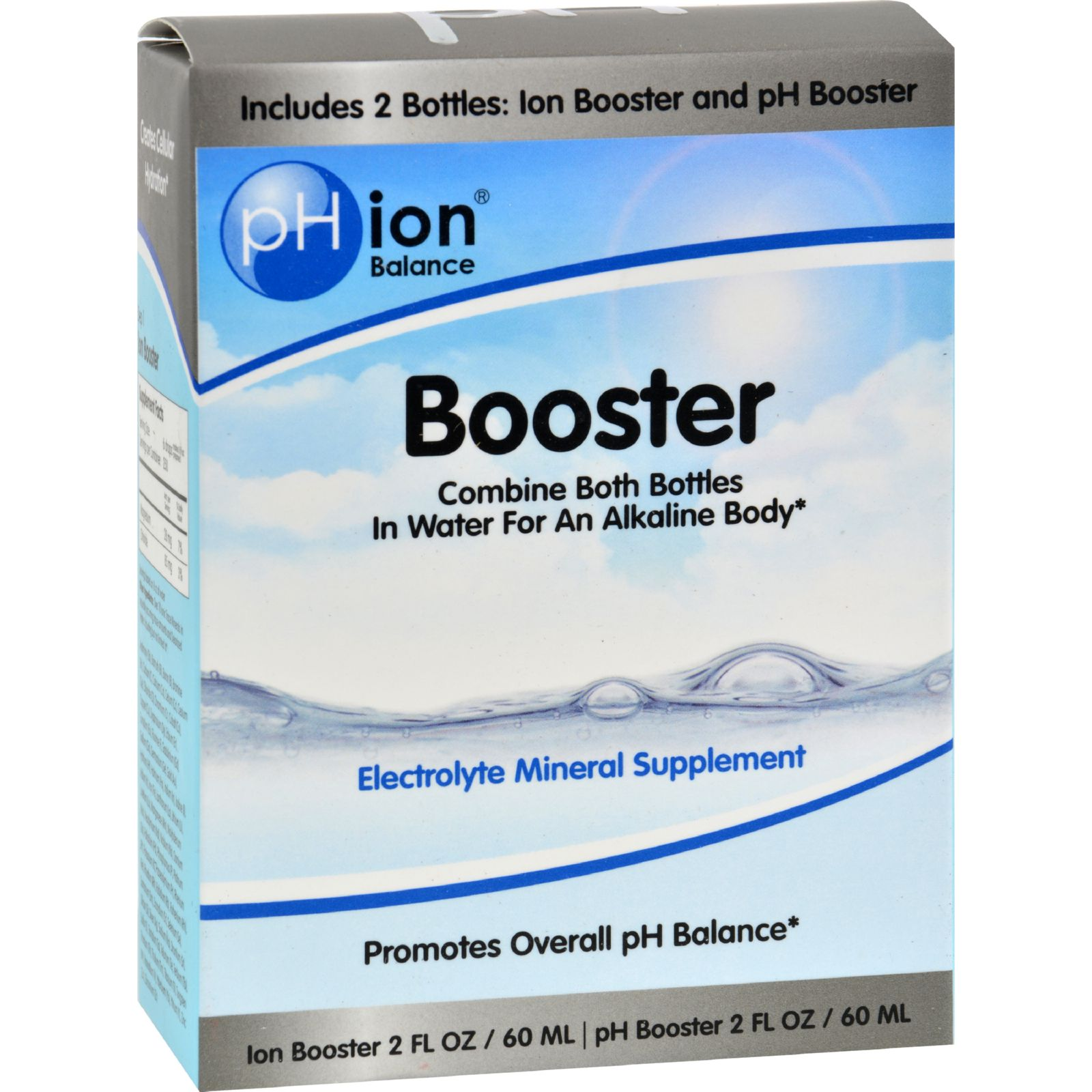 Phion Balance Booster Electrolyte Mineral Supplement - 2/2 Oz