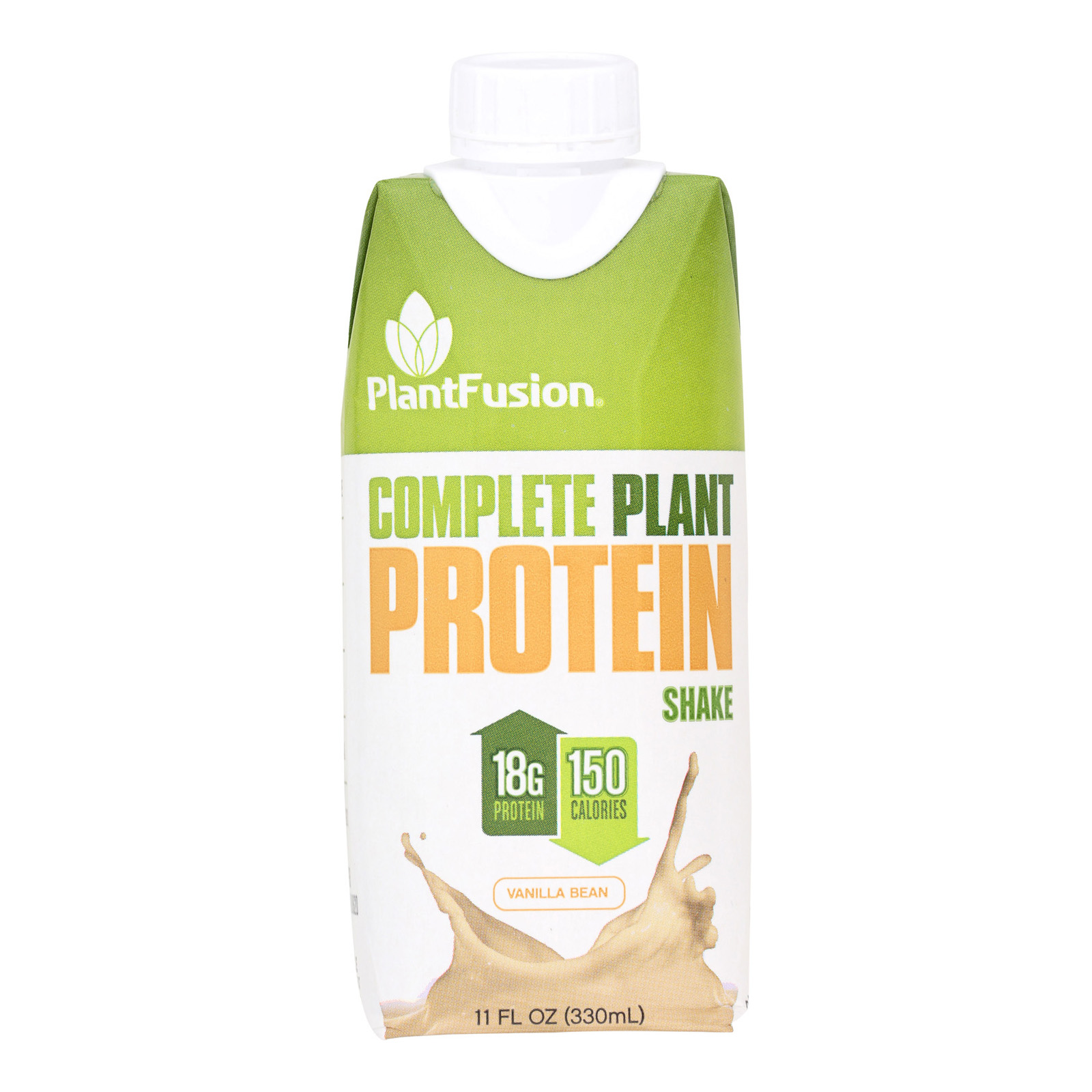 Plantfusion Plant Protein - Ready To Drink - Vanilla - 11 Oz - Case Of 12