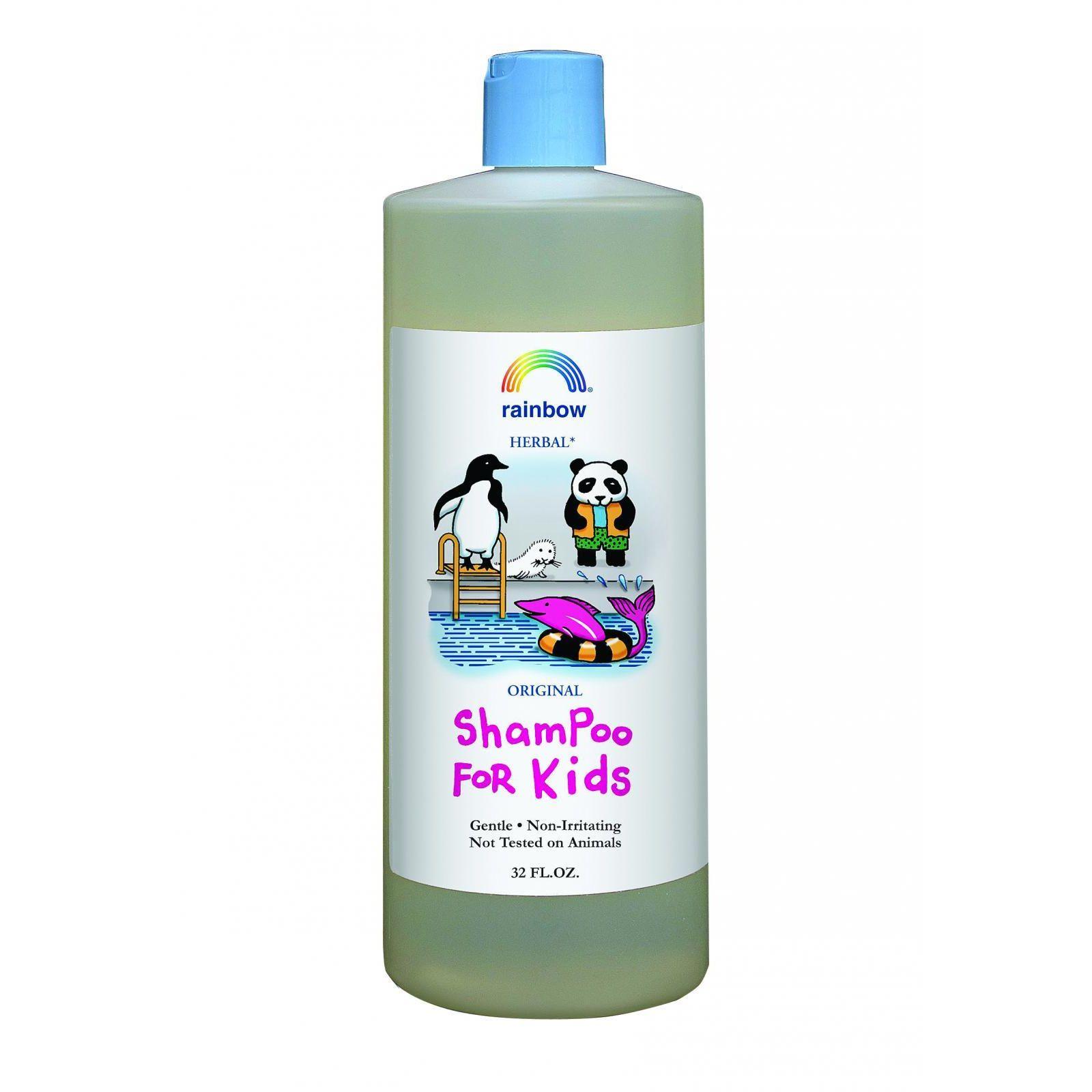 Rainbow Research Kids Shampoo - Original Scent - 32 Oz