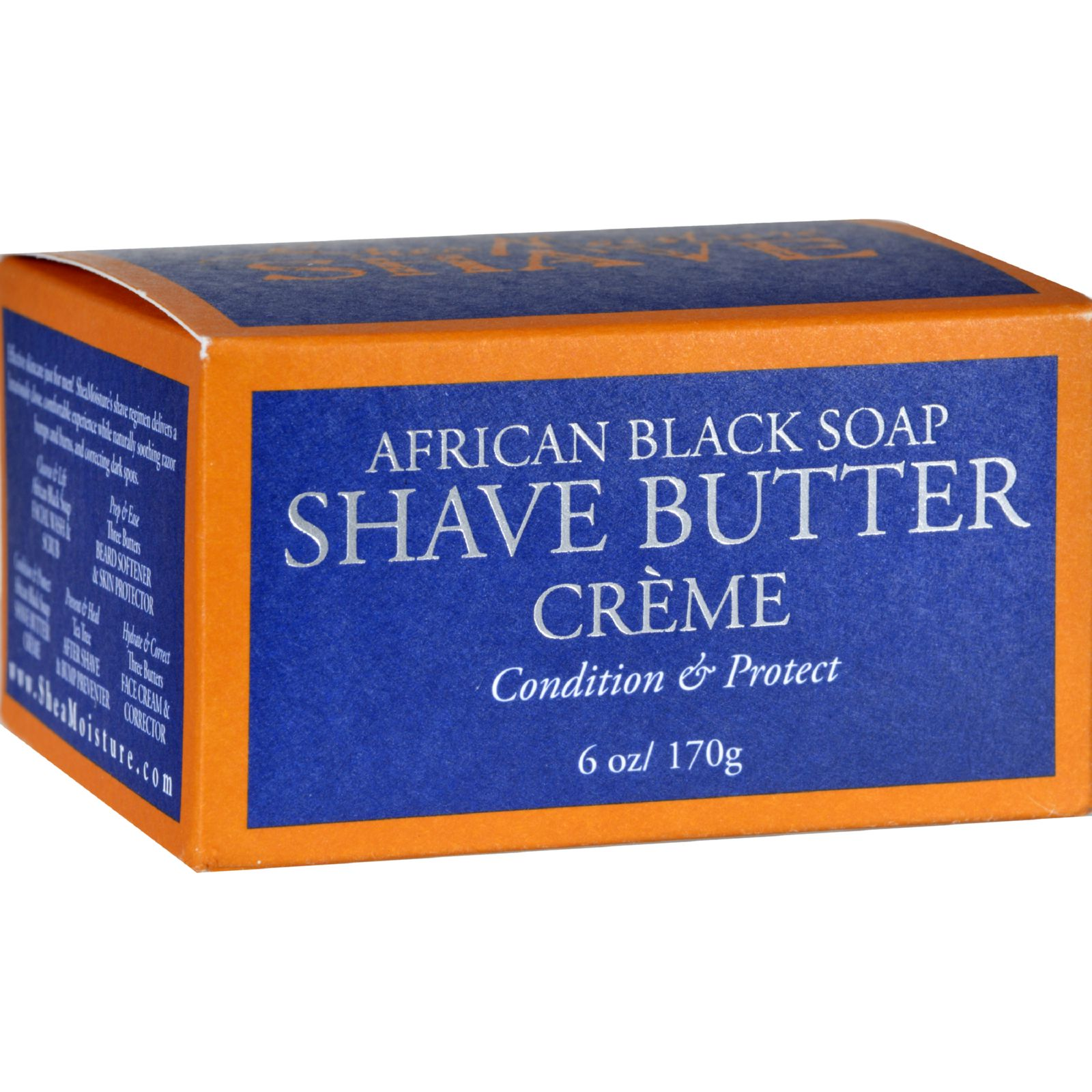 Sheamoisture Shave Butter - 6 Oz