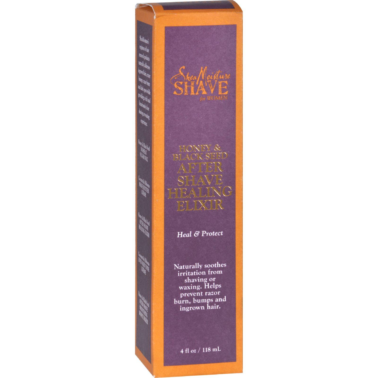 SheaMoisture Skin Healing Elixir Honey and Black Seed - 4 fl oz