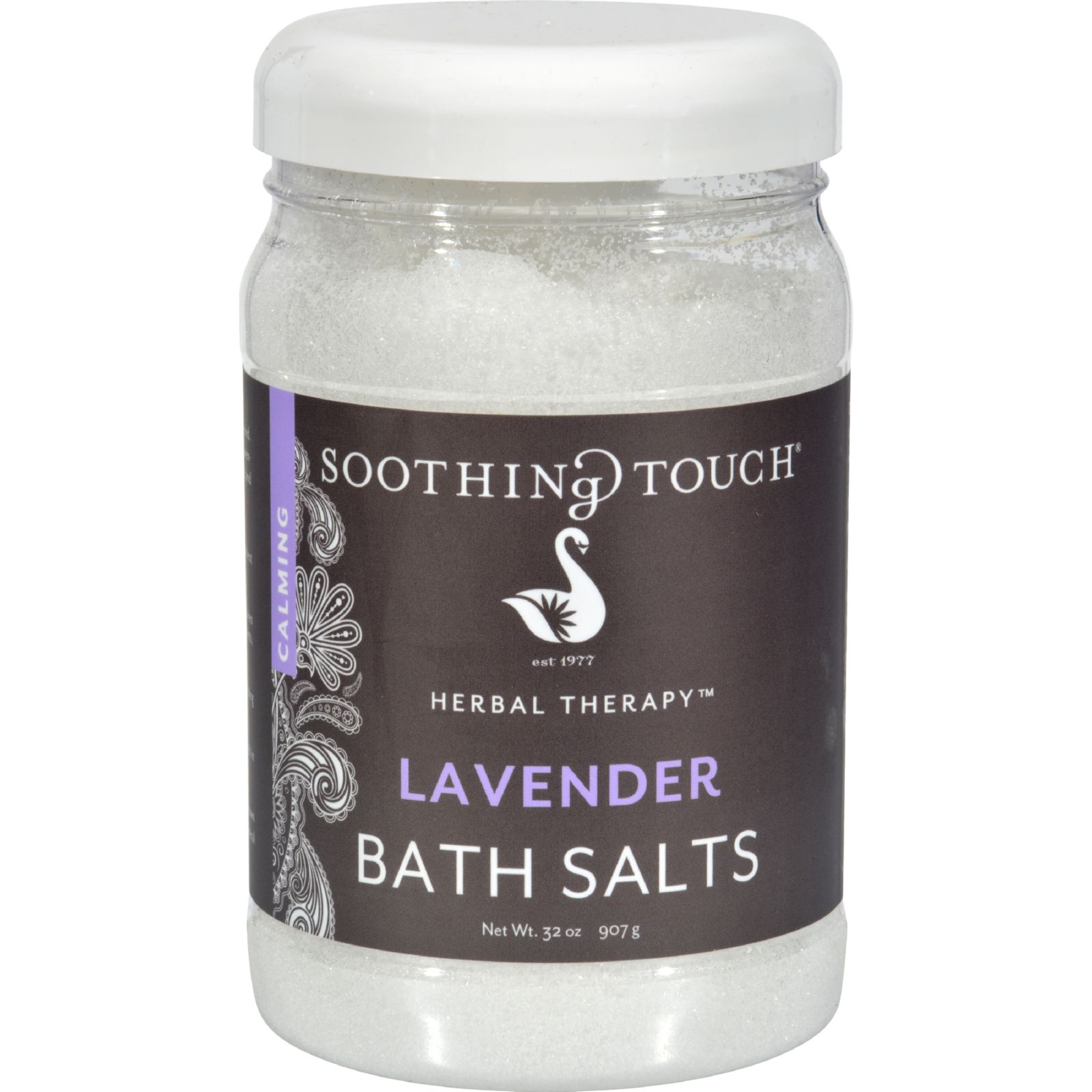 Soothing Touch Bath Salts - Lavender - 32 Oz