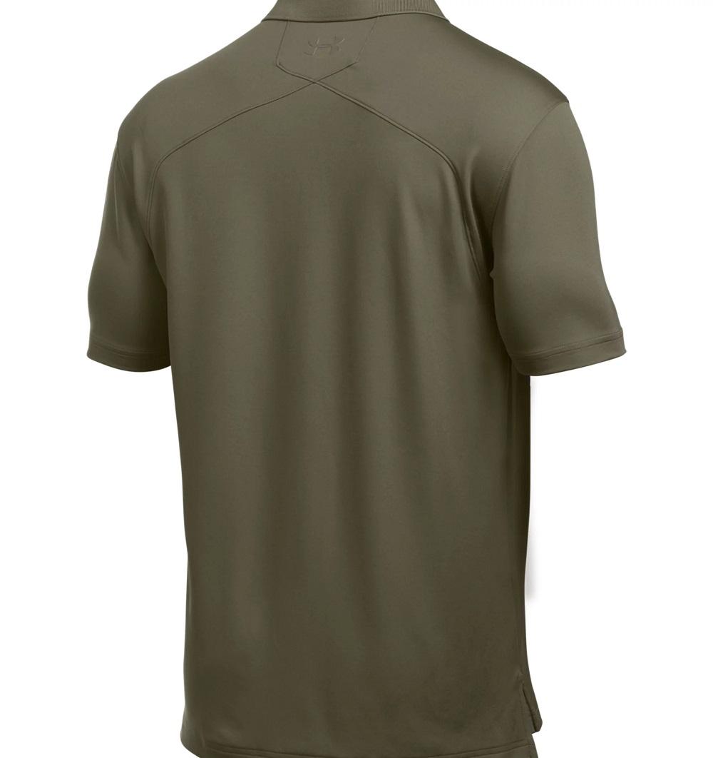 thumbnail 9 - Under Armour 1279759 Men's UA Tactical Performance Loose-Fit Polo Team Shirt