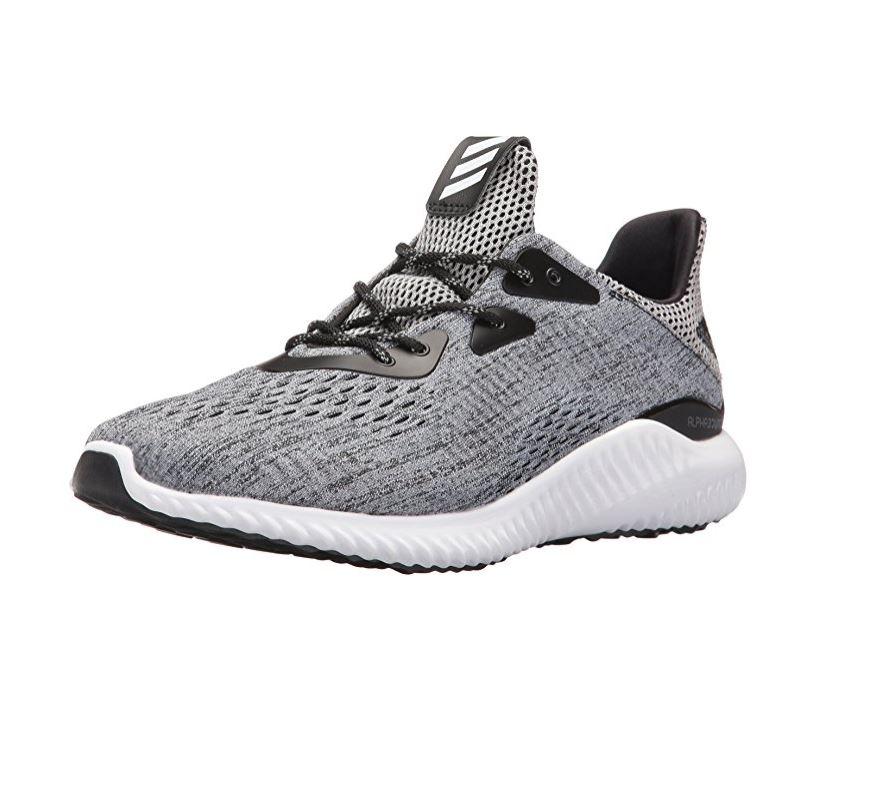 adidas alphabounce em uomini gray scarpe diverse dimensioni
