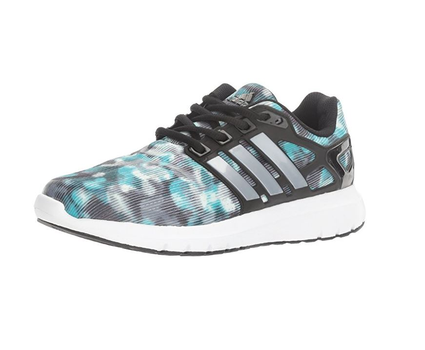 best cheap 30453 f4549 ... order adidas womens energy cloud v running shoe 6 core black metallic  6953c 9ba12