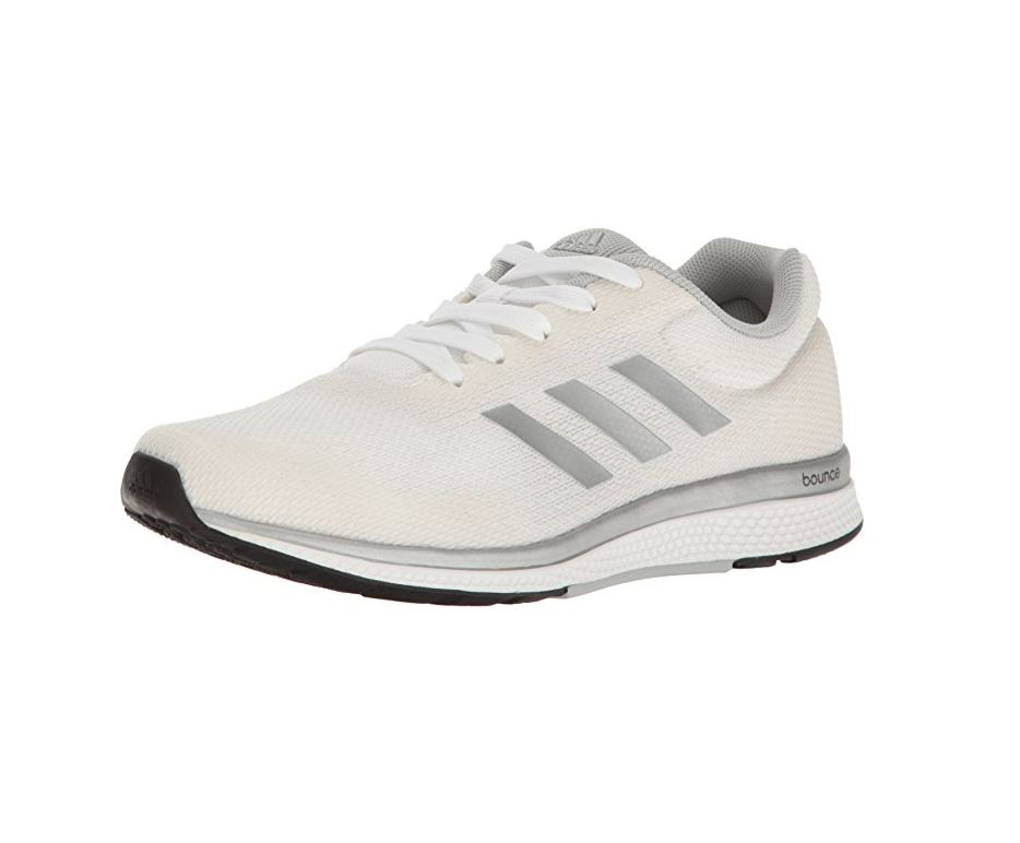 the best attitude cfca9 92d73 adidas Performance Womens Mana Bounce 2 W Aramis Running Shoe 6 White  Metallic Silver Black. About this product. Picture 1 of 2 Picture 2 of 2