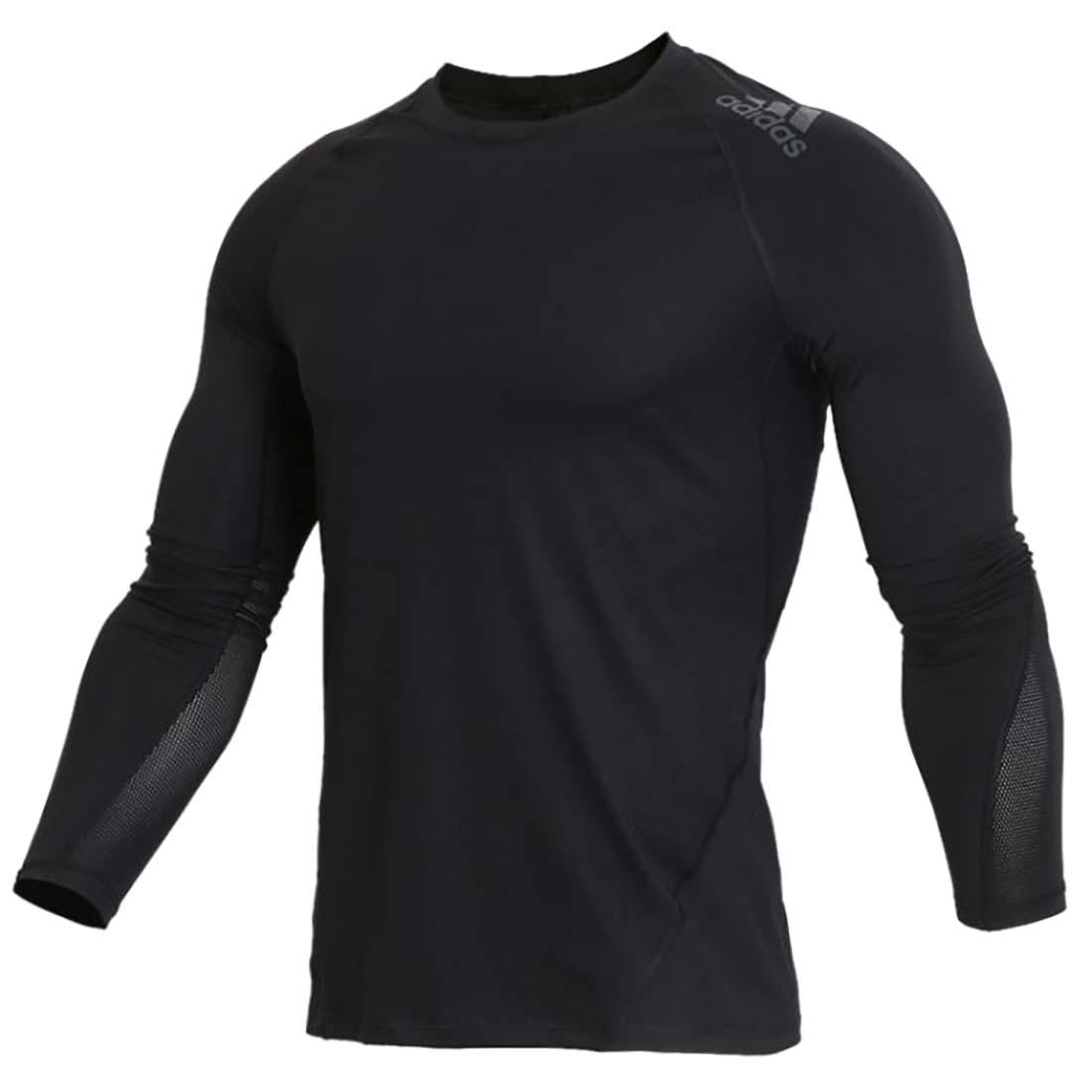 adidas long sleeve workout shirt