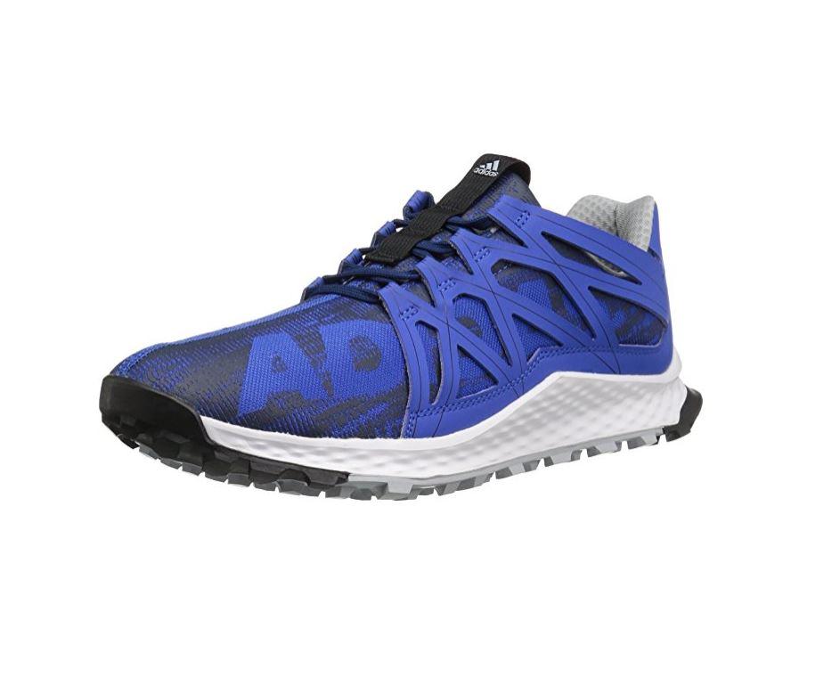 Adidas Para Hombre Azul De Rebote BMF7njrwou