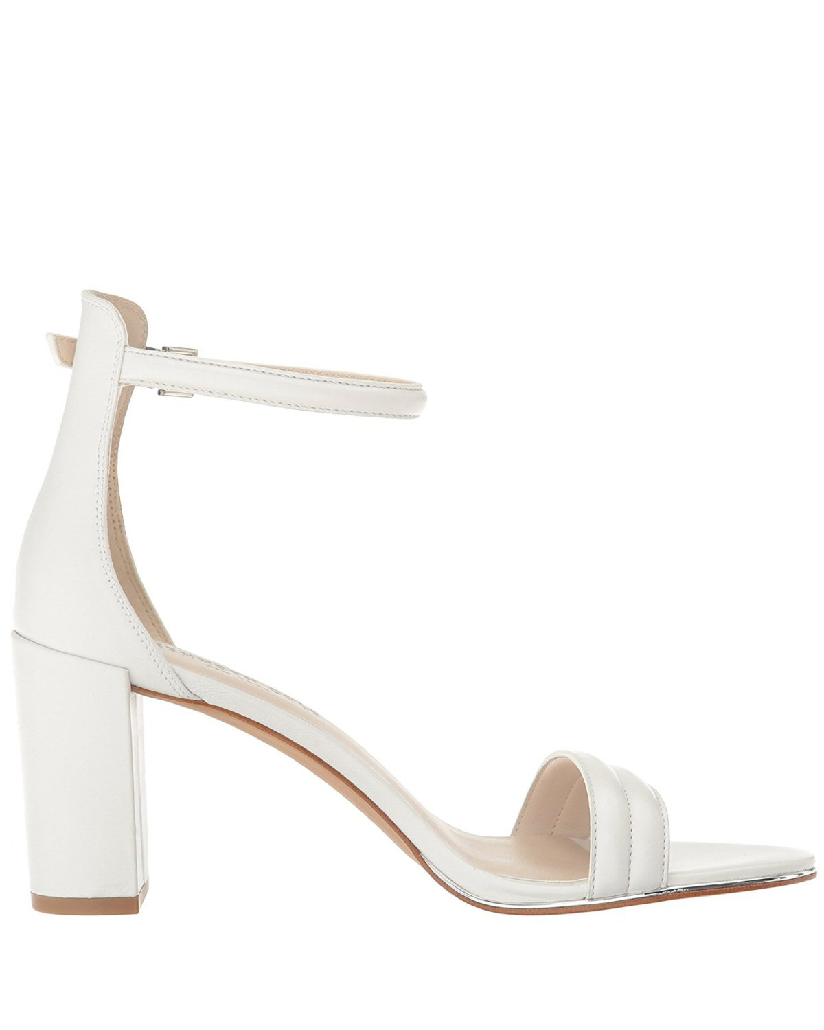 872a0cb8afb ... Picture 3 of 5  Picture 4 of 5. 2. Kenneth Cole New York Womens Lex  Block-Heel Sandals White 11 M