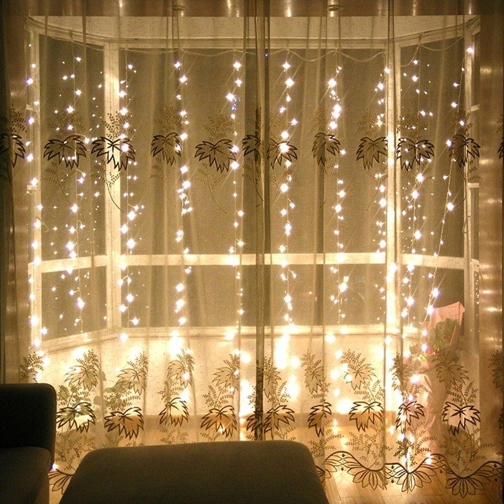 10M LED Lichterkette Kette Außen Innen Garten Party Deko ...