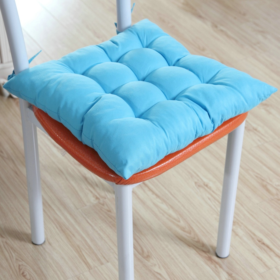 Chair Cushions Dining Room: Garden Dining Room Soft Seat Pad Chair Cushions Pads Tie