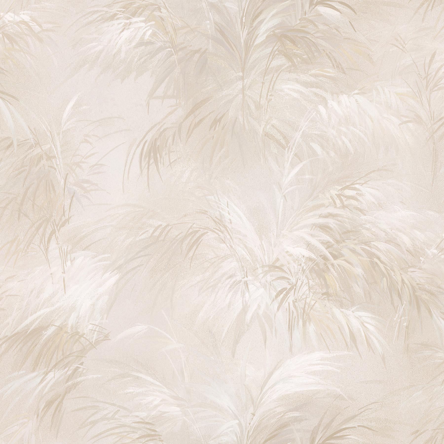Brewster 2532 17656 Bath Bath Bath Iv Kaley Cream Satin Leaves Wallpaper Leaf Wallpaper Beige Wallpaper Embossed Wallpaper