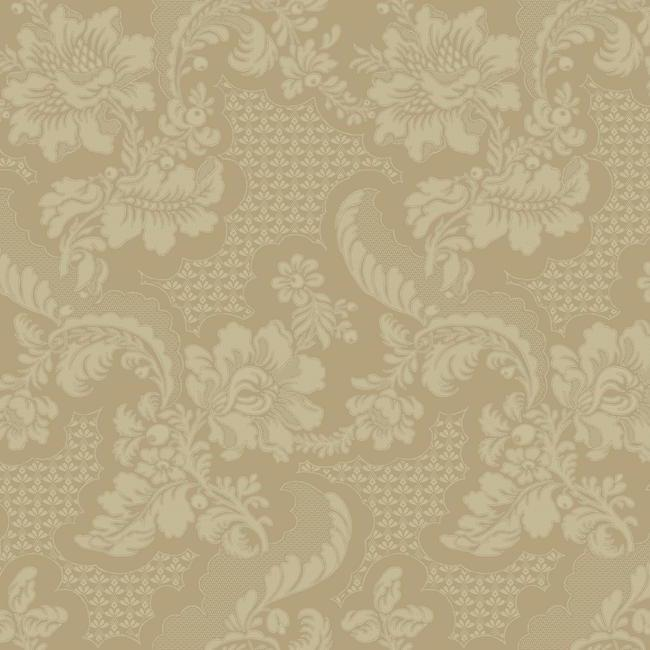 York Wallcoverings Gs6261 Williamsburg Iii Tazewell Damask Removable Wallpaper