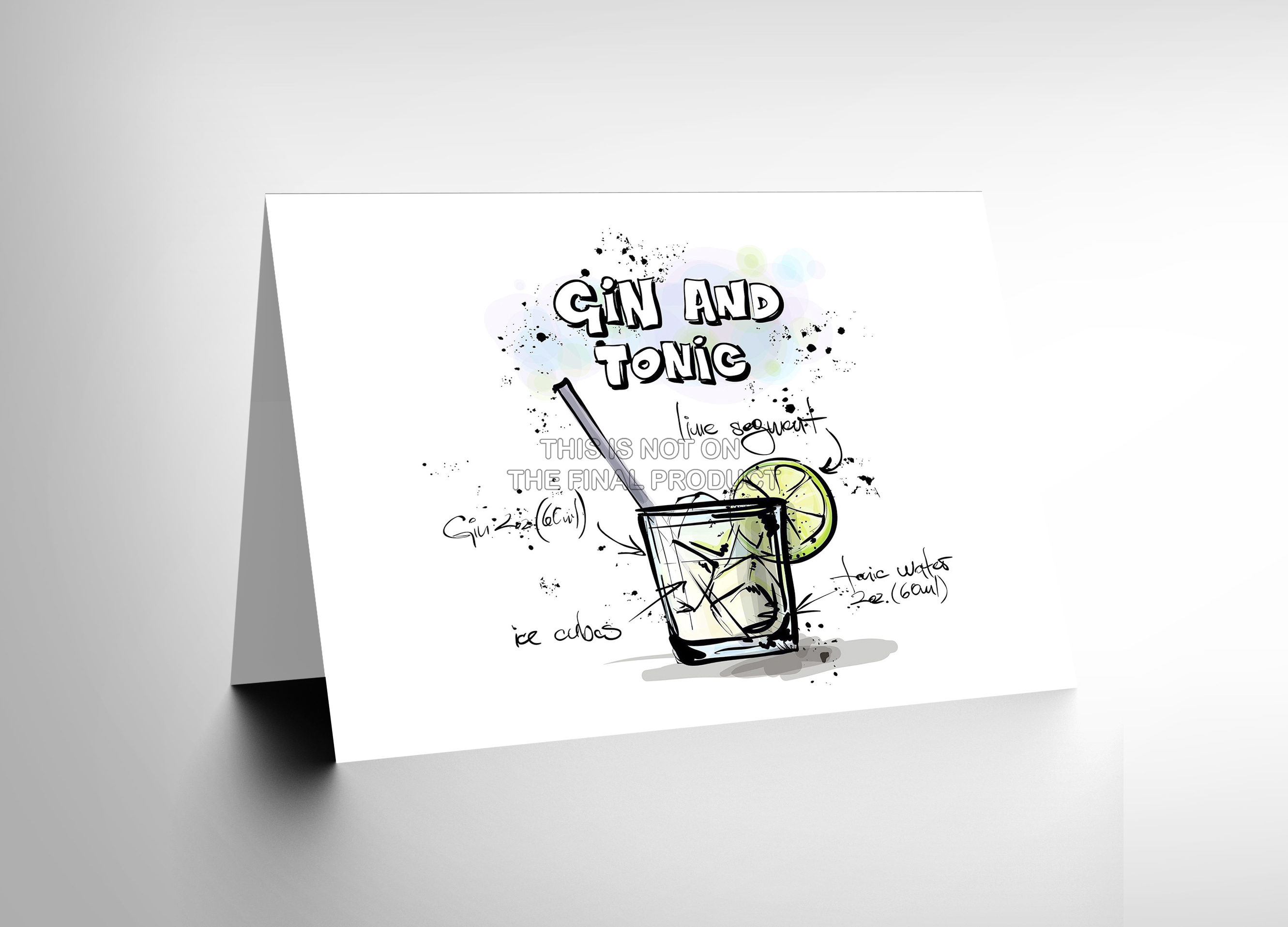 Gin Cards
