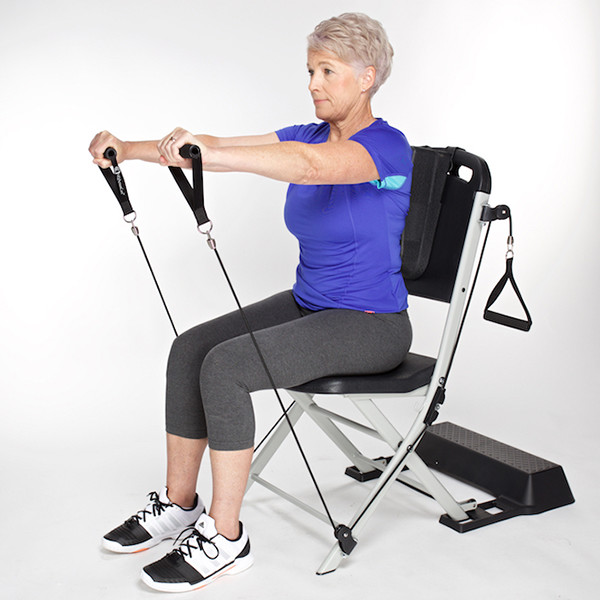 VQ ActionCare The Resistance Chair Exercise System  sc 1 st  eBay & VQ ActionCare The Resistance Chair Exercise System | eBay