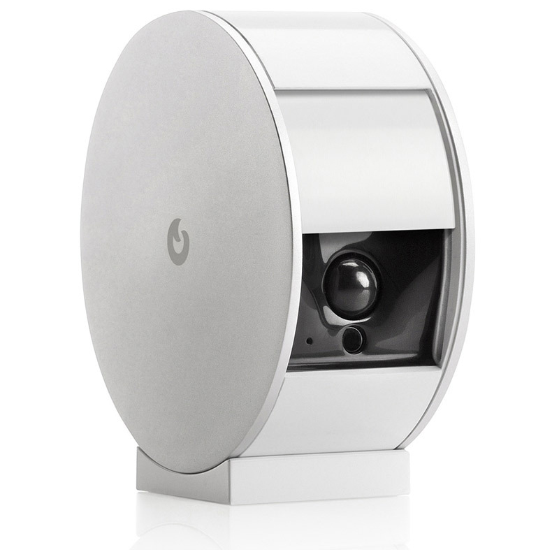 Details about MyFox Wi-Fi Wireless Surveillance Camera with Privacy Shutter  iOS Android App