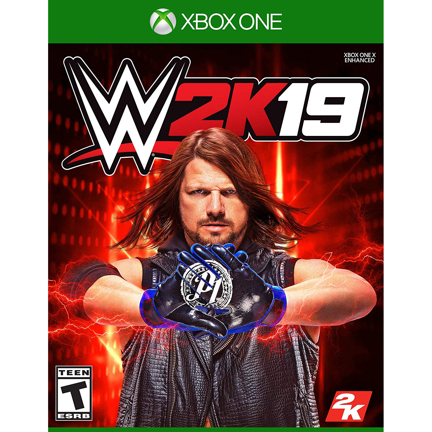 Details about Xbox One WWE-2K19 Video Game Standard Edition