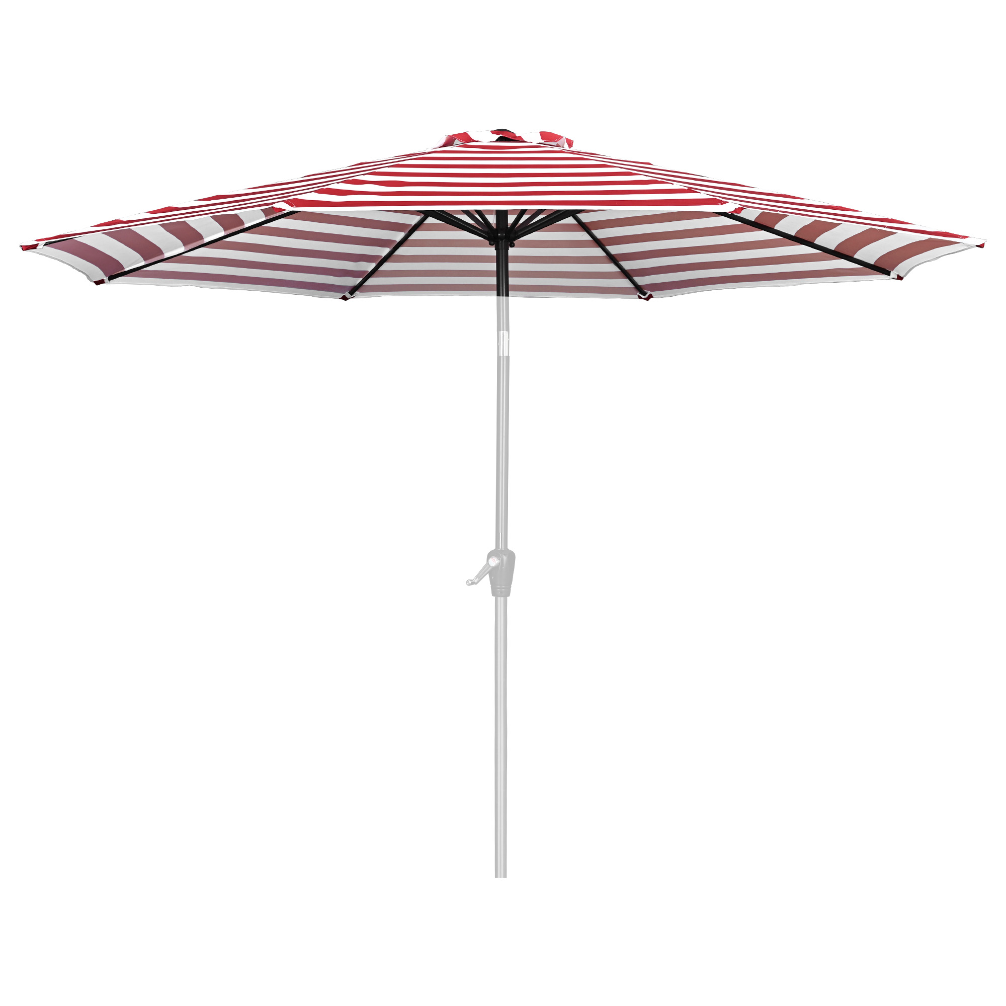 thumbnail 94 - 8'/9'/10'/13' Umbrella Replacement Canopy 8 Rib Outdoor Patio Top Cover Only Opt