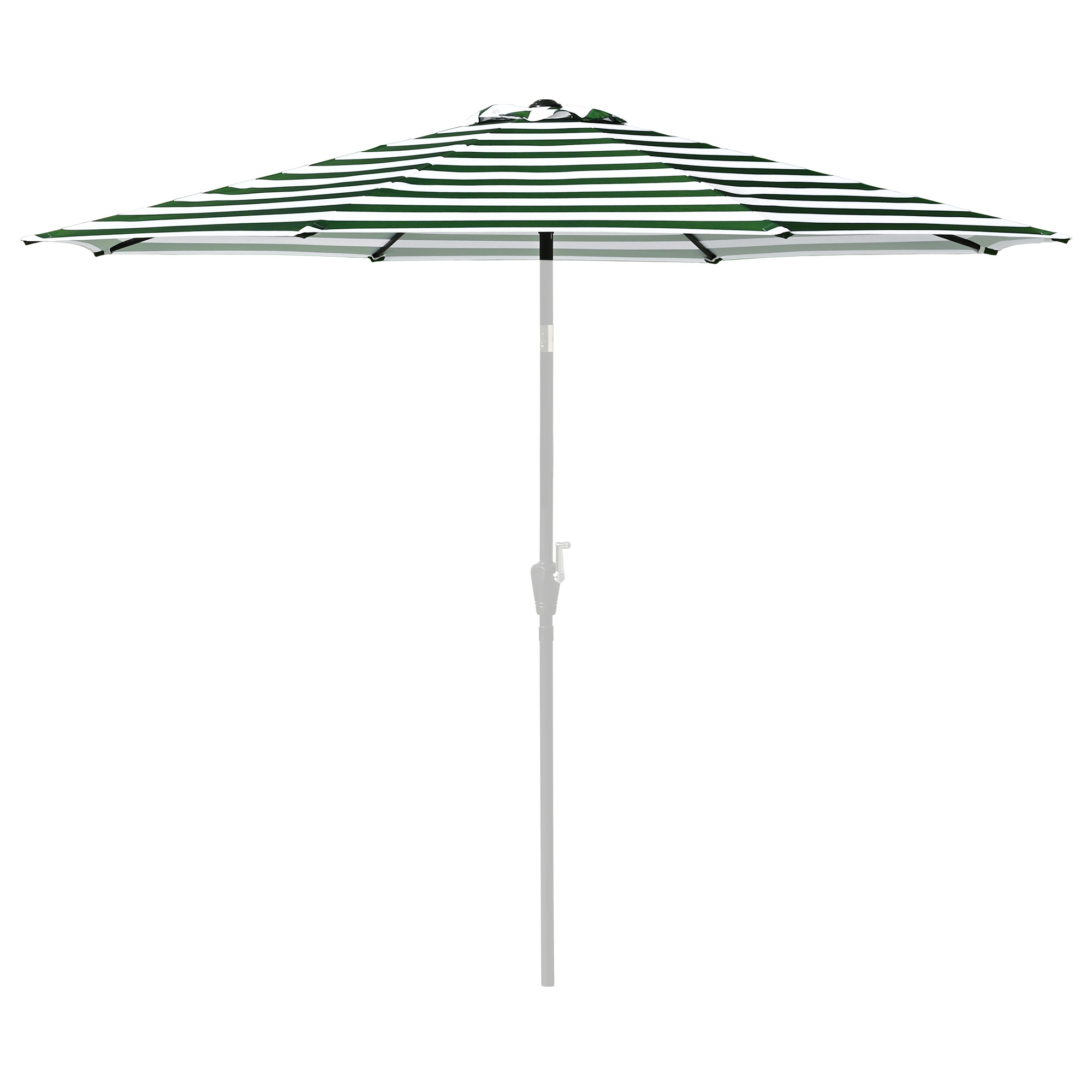 thumbnail 51 - 8'/9'/10'/13' Umbrella Replacement Canopy 8 Rib Outdoor Patio Top Cover Only Opt