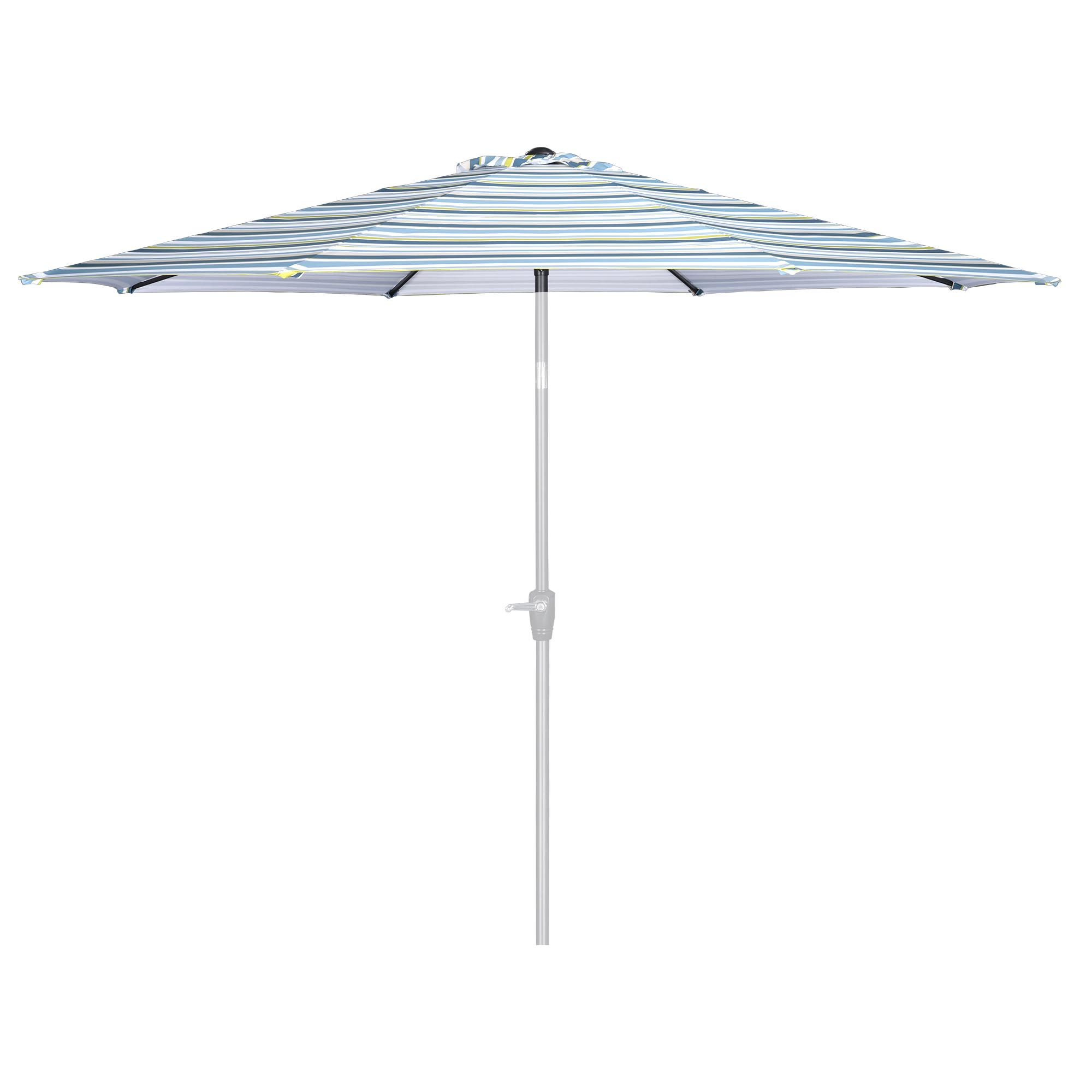 thumbnail 108 - 8'/9'/10'/13' Umbrella Replacement Canopy 8 Rib Outdoor Patio Top Cover Only Opt