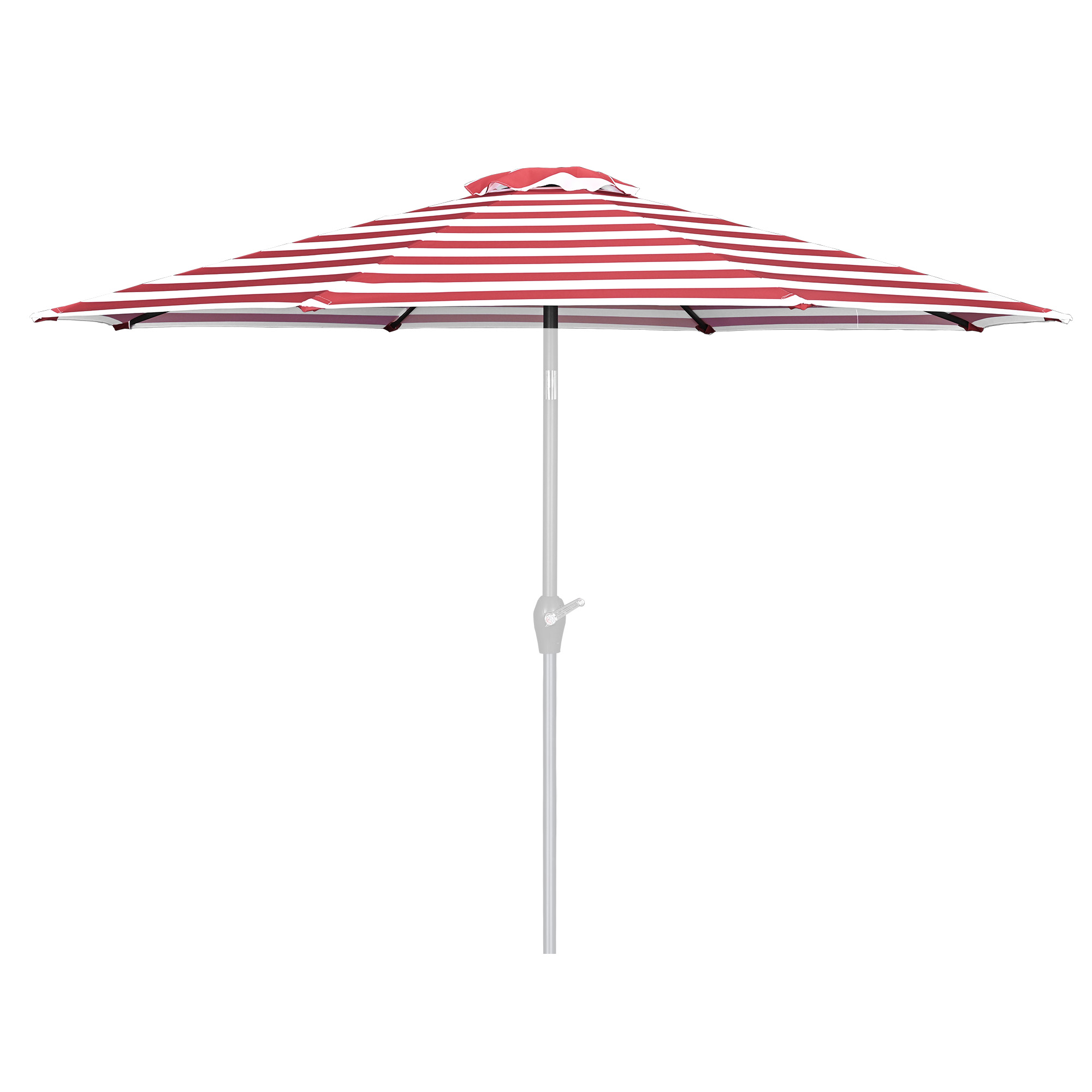 thumbnail 407 - 8'/9'/10'/13' Umbrella Replacement Canopy 8 Rib Outdoor Patio Top Cover Only Opt