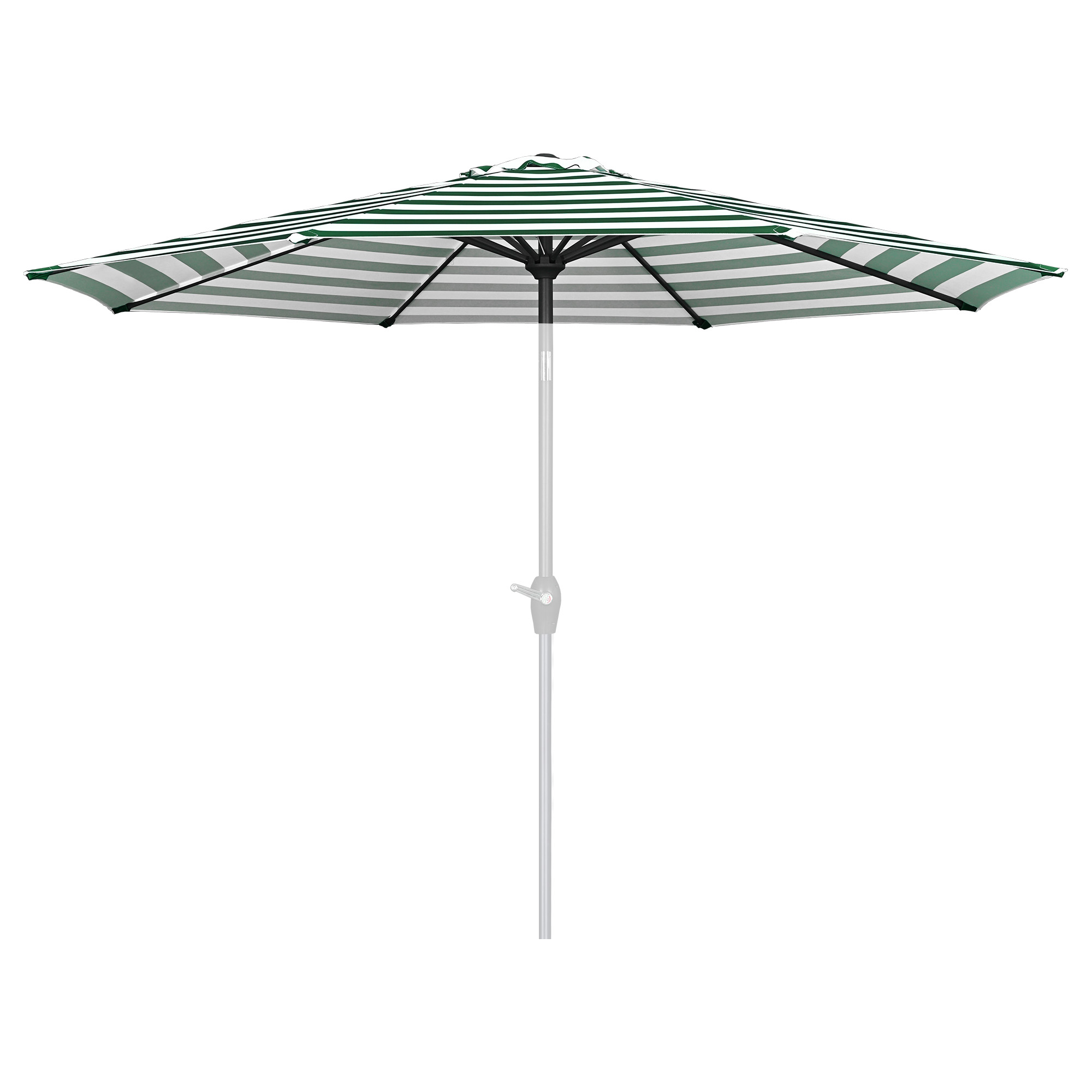 thumbnail 463 - 8'/9'/10'/13' Umbrella Replacement Canopy 8 Rib Outdoor Patio Top Cover Only Opt
