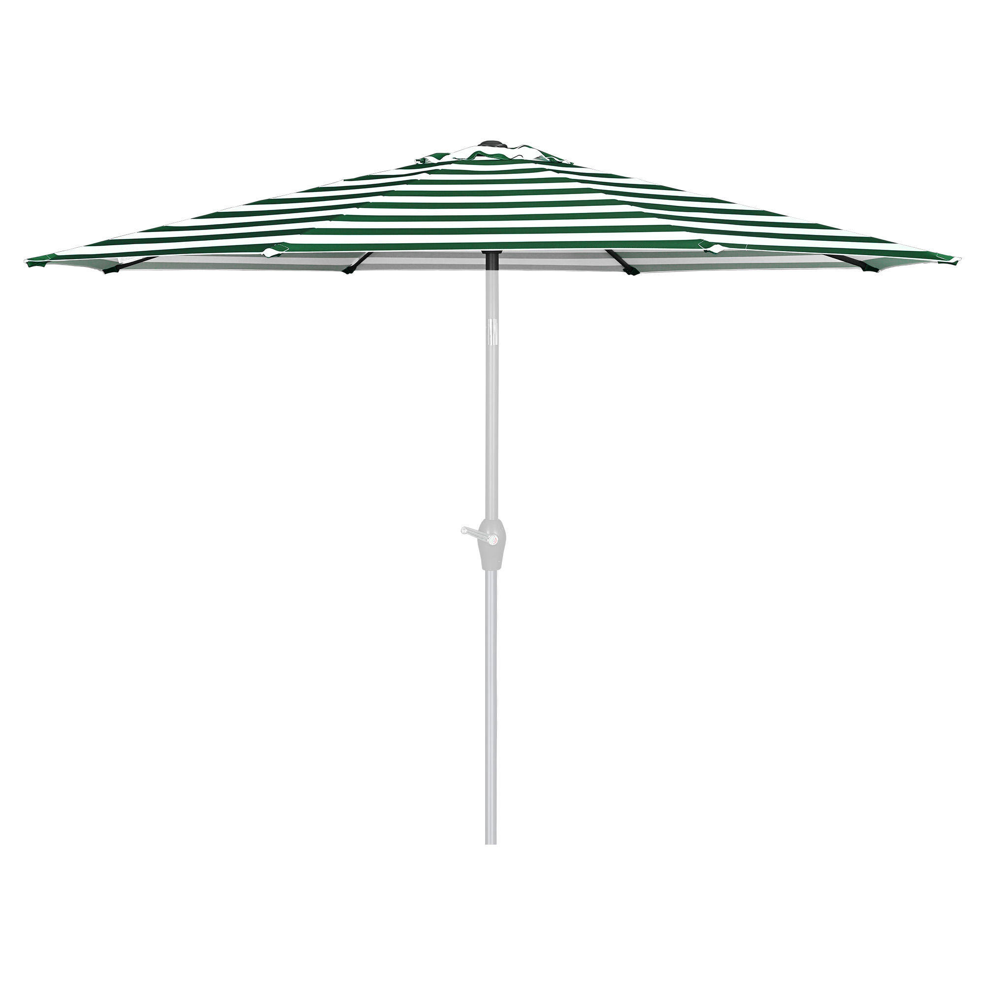 thumbnail 464 - 8'/9'/10'/13' Umbrella Replacement Canopy 8 Rib Outdoor Patio Top Cover Only Opt