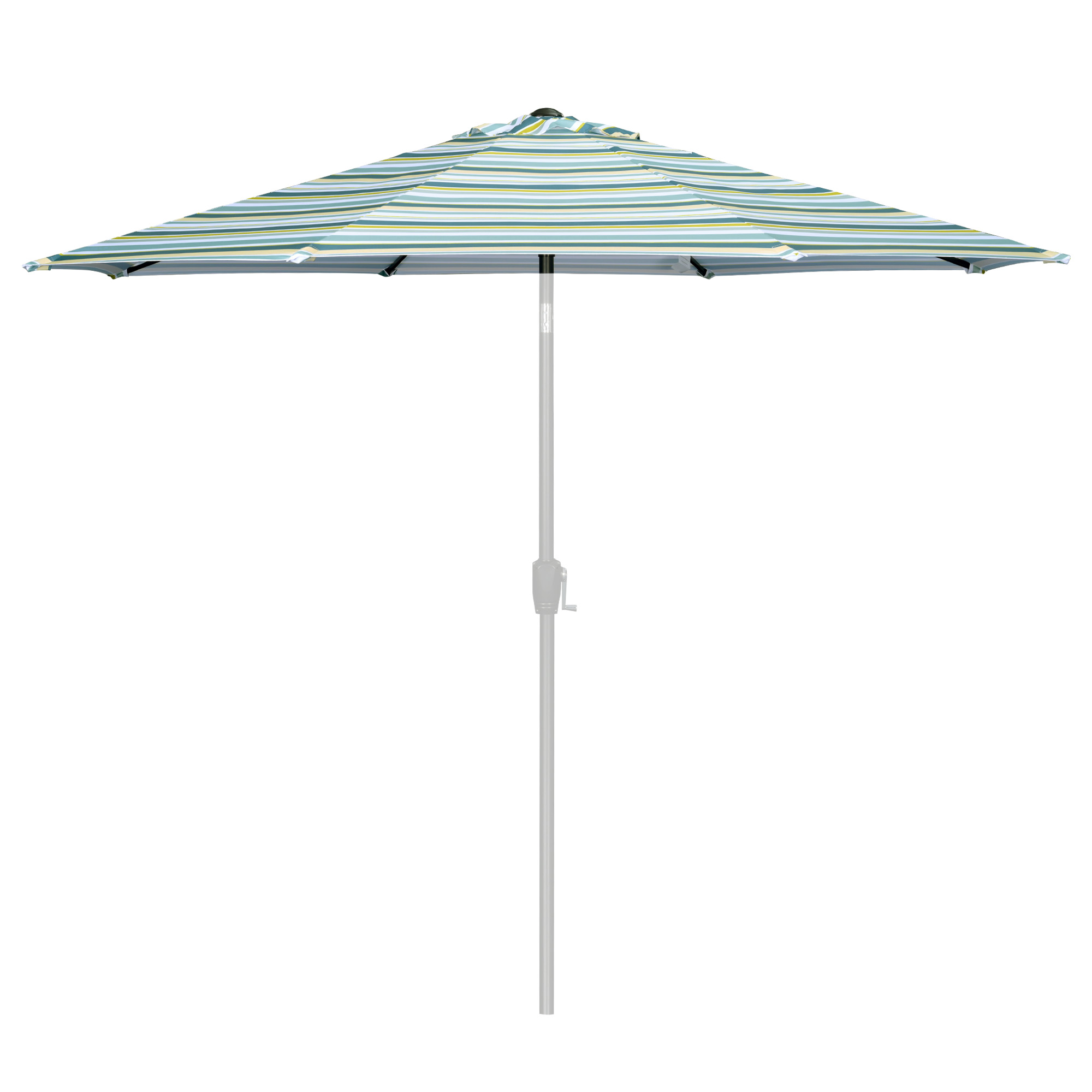 thumbnail 530 - 8'/9'/10'/13' Umbrella Replacement Canopy 8 Rib Outdoor Patio Top Cover Only Opt