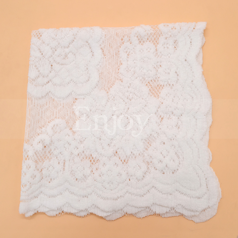 Hollow Out Lace Sofa Armrest Cover Peony Pattern Couch