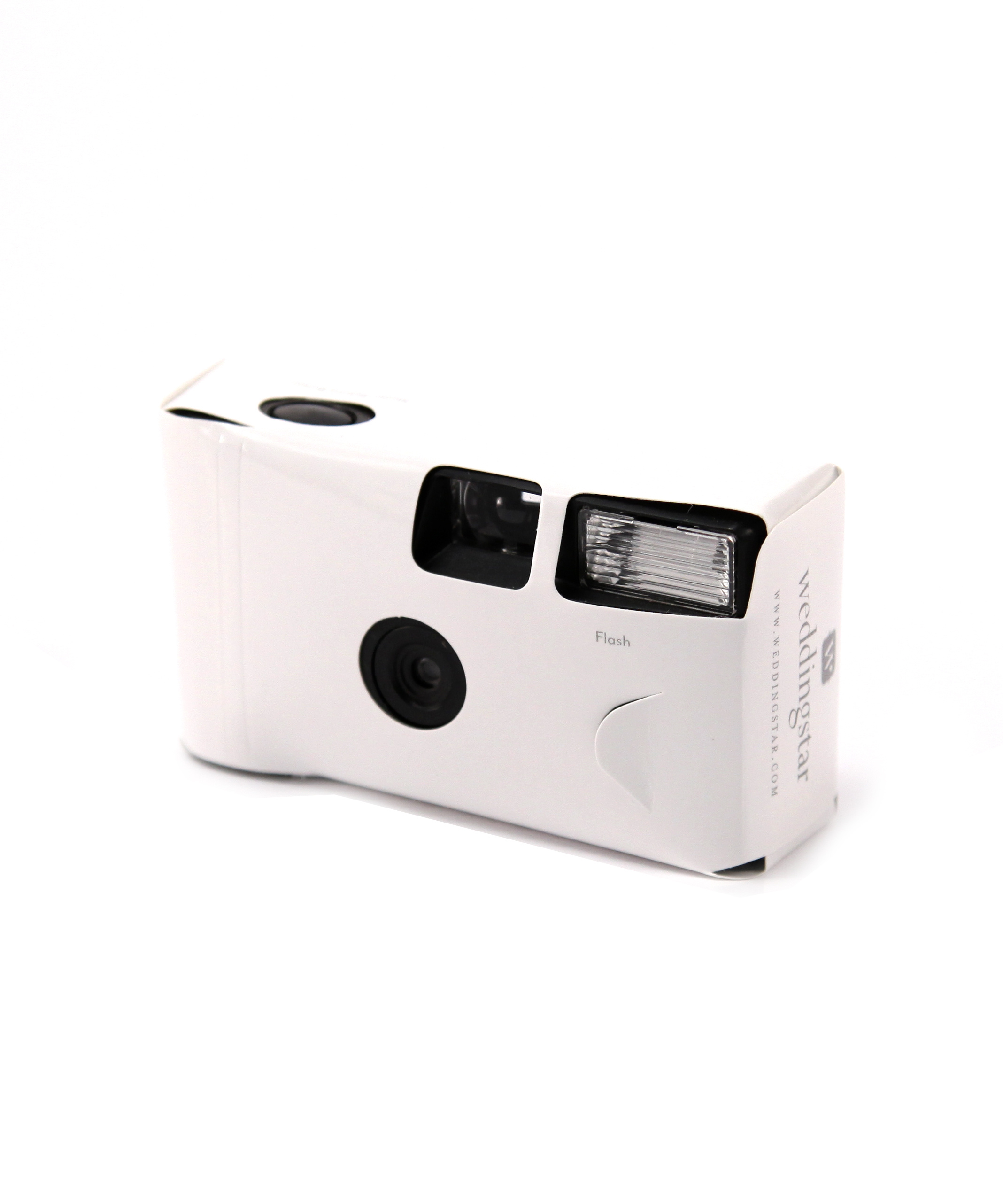 Wedding Disposable Cameras: White Disposable Cameras Pack Of 8