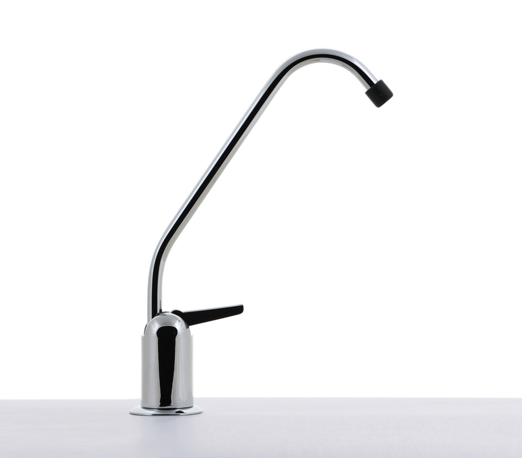 Hydronix Long Reach RO or Filtered Water Faucet, Lead Free, Chrome ...