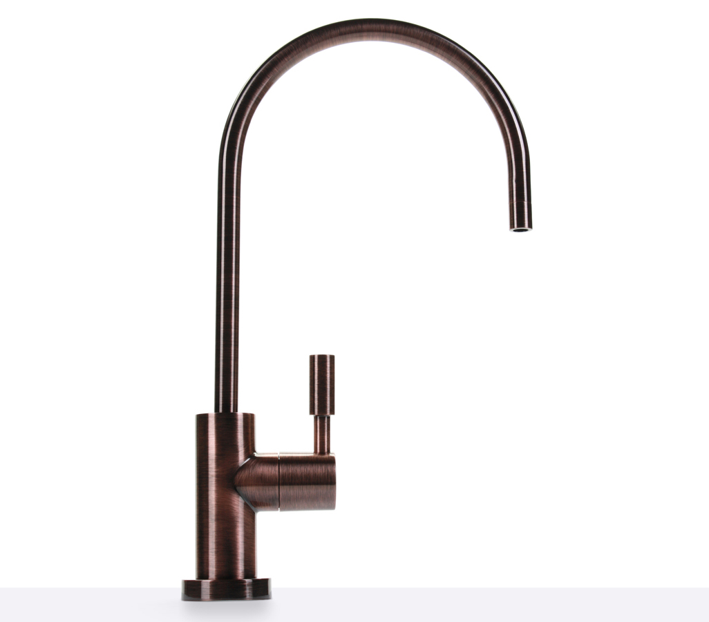 Hydronix Modern Ceramic RO or Filtered Water Faucet, Lead Free ...