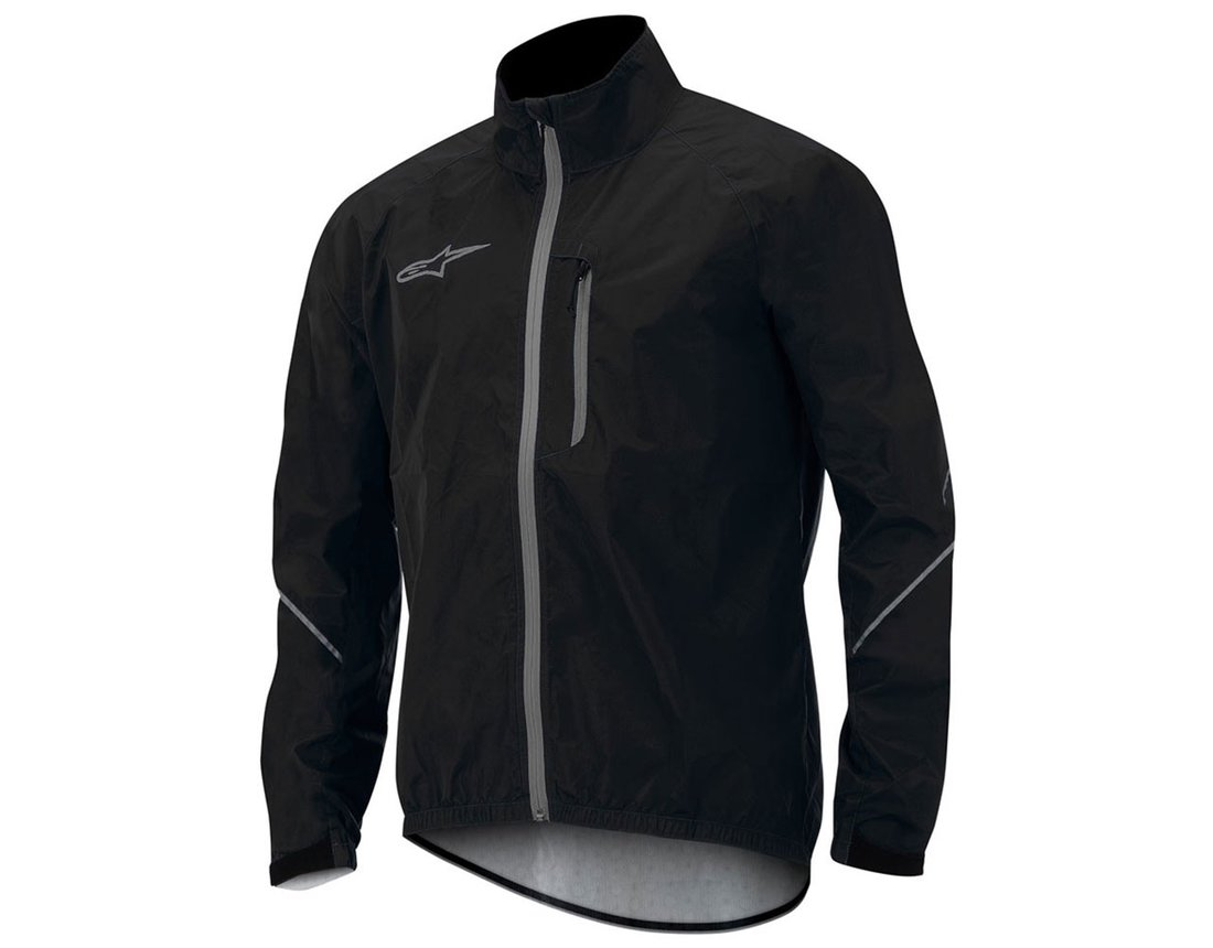 Alpinestars Descender Wind Jacket Black L