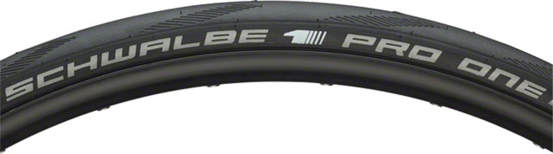 NEW Schwalbe Pro One Tubeless Road Tire 700 x 25 Folding Black OneStar MicroSkin