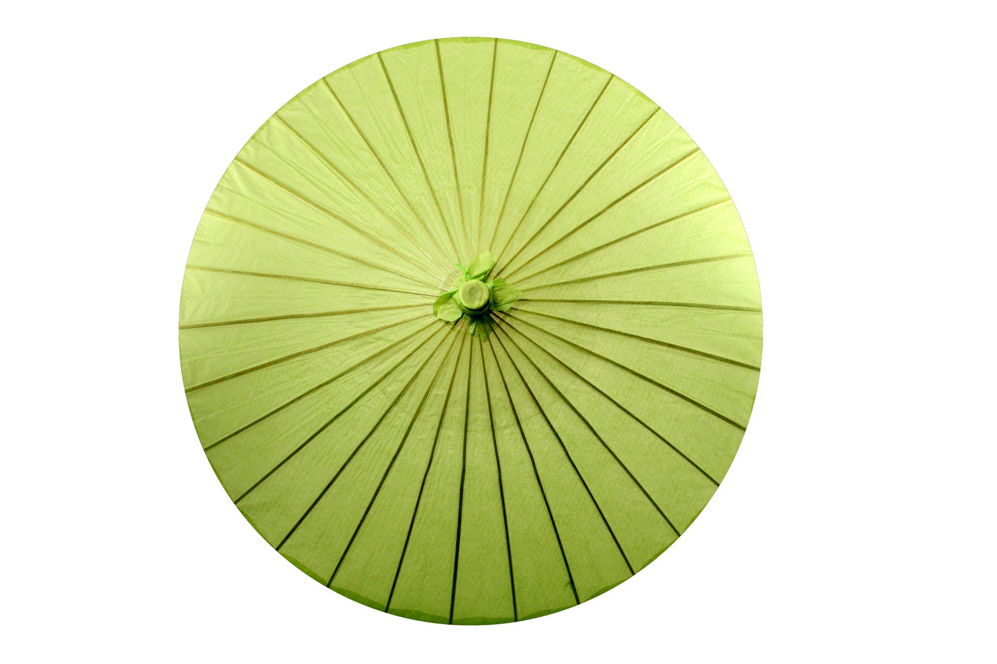 Carta Confezione Ombrellone con bambù VINTAGE disossamento Confezione Carta da 2 diversi Coloreeei c7e1c8