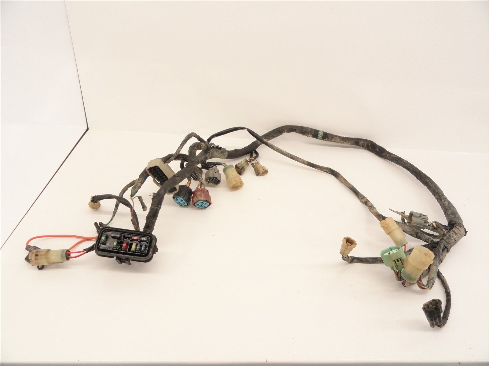 00 honda trx 350 te rancher 2wd used main wiring harness. Black Bedroom Furniture Sets. Home Design Ideas
