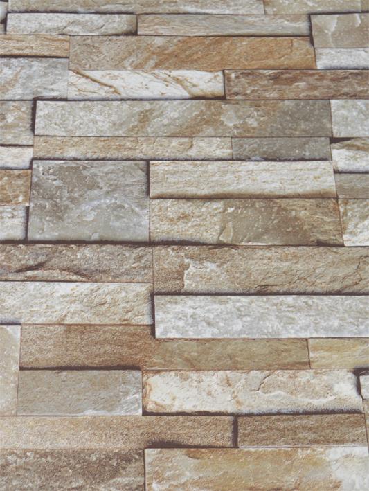 3d vinyl split face tile brick effect wallpaper washable for 3d washable wallpaper