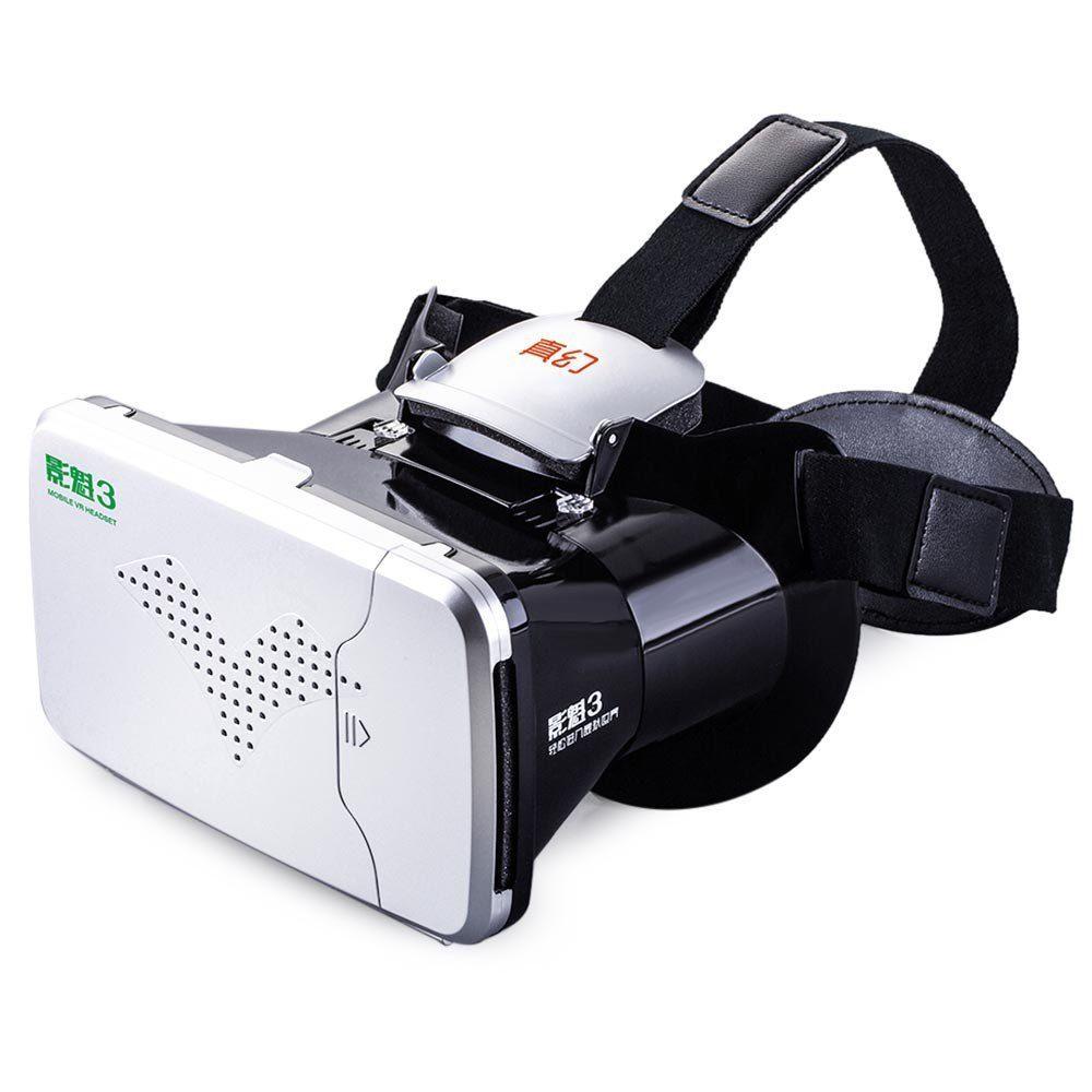 ritech riem iii virtual reality 3d head mounted glasses. Black Bedroom Furniture Sets. Home Design Ideas