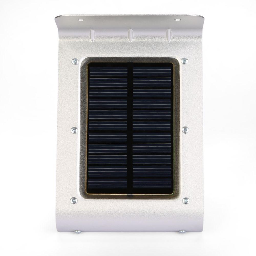 Solar Powered 16 LEDs SMD2538 Wireless PIR Motion Light