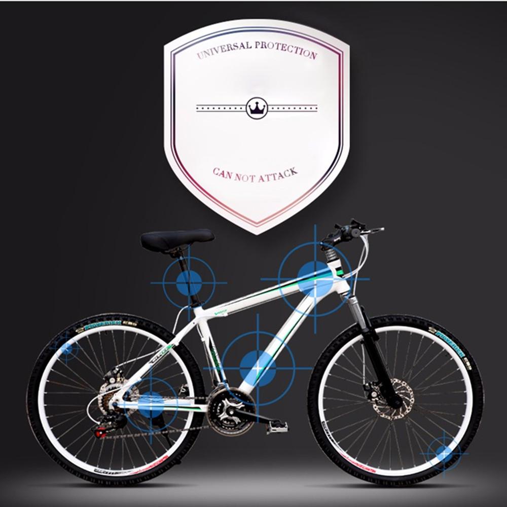 Pegatinas cuadro Para Bicicleta MTB Carretera Bicicleta Protección ...