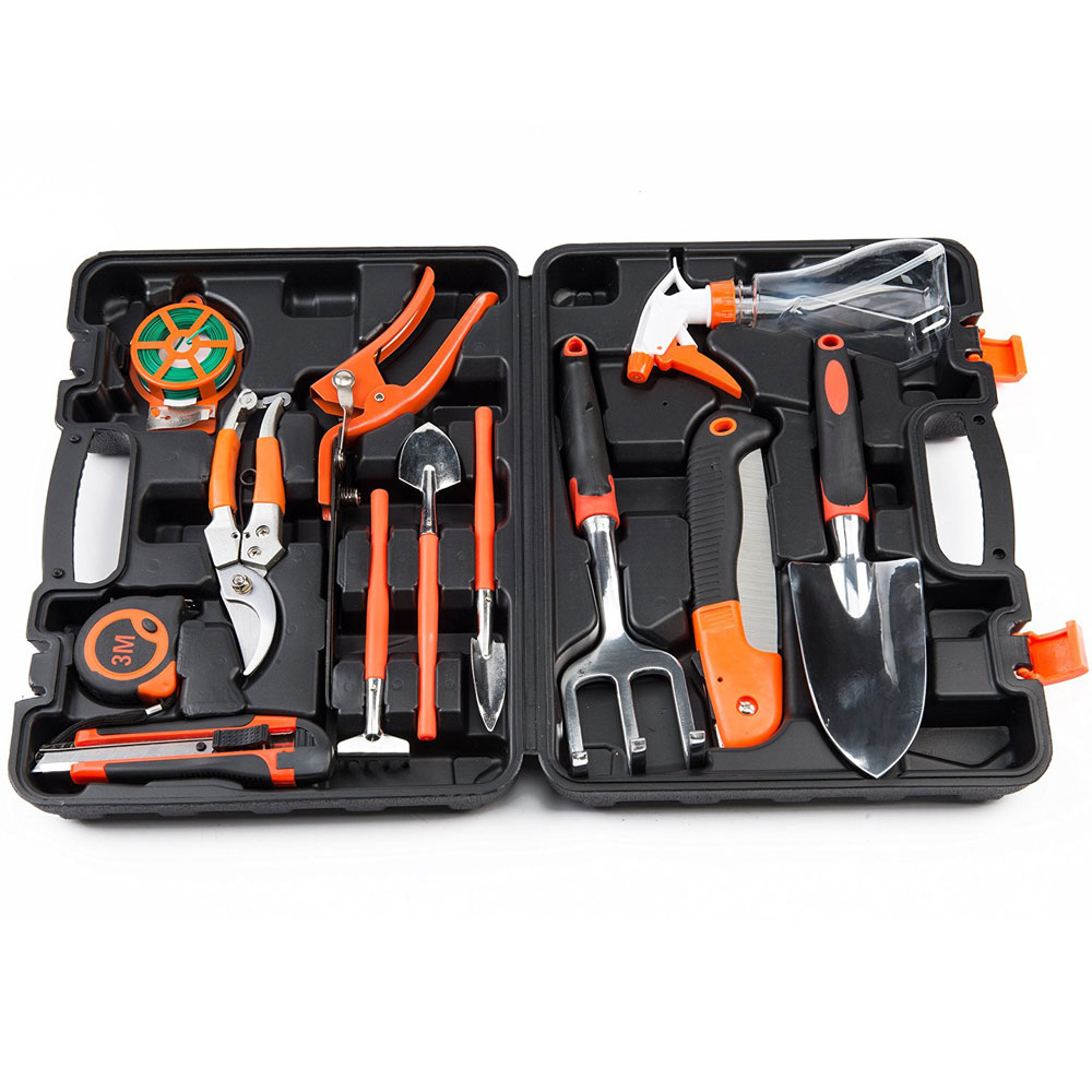 12pcs set garden tools set professional garden hand tools for Professional gardening tools