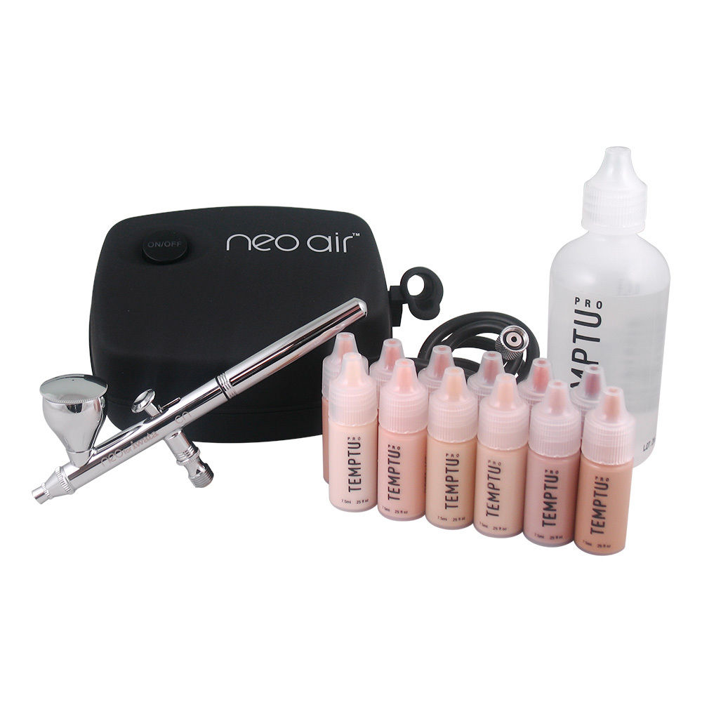 Makeup airbrush kit photo forecast to wear in summer in 2019