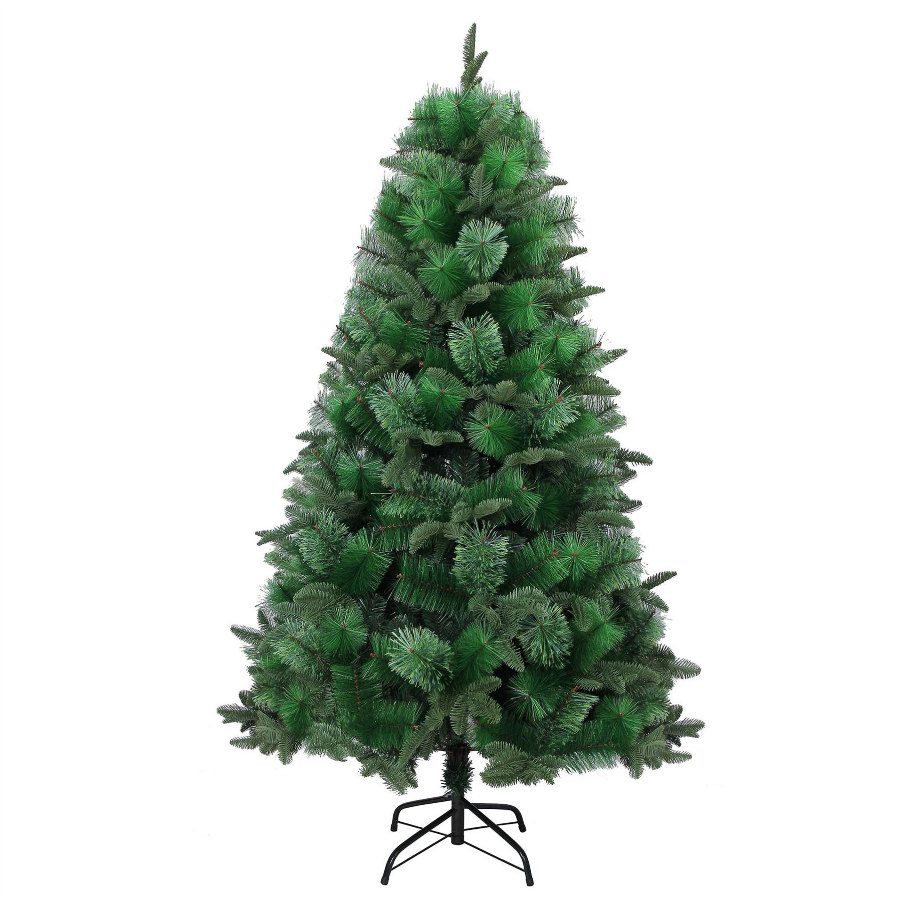 Luxurious Artificial Christmas Tree Natural Looking 4ft ...