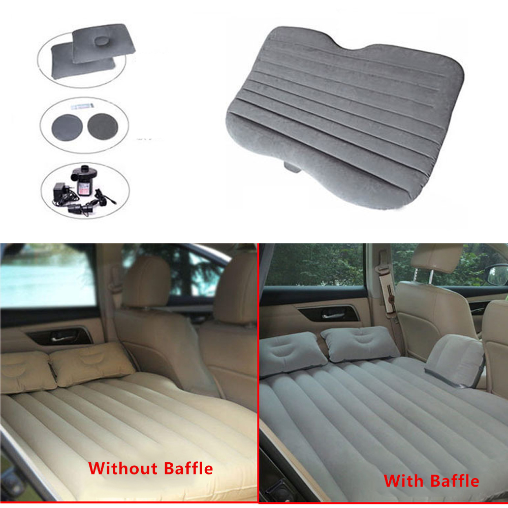 Car Mobile Air Mattress Travel Inflatable Camping Bed with ...